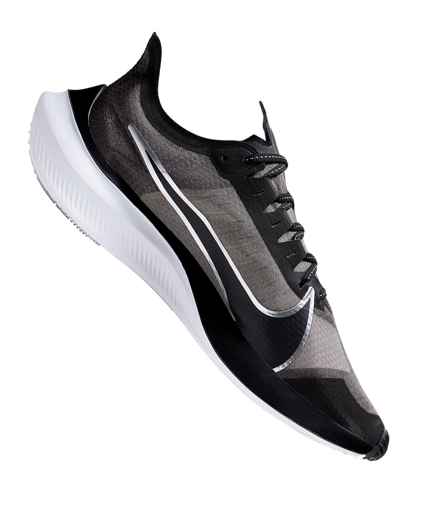 Nike Zoom Gravity Running Grau F001 - schwarz