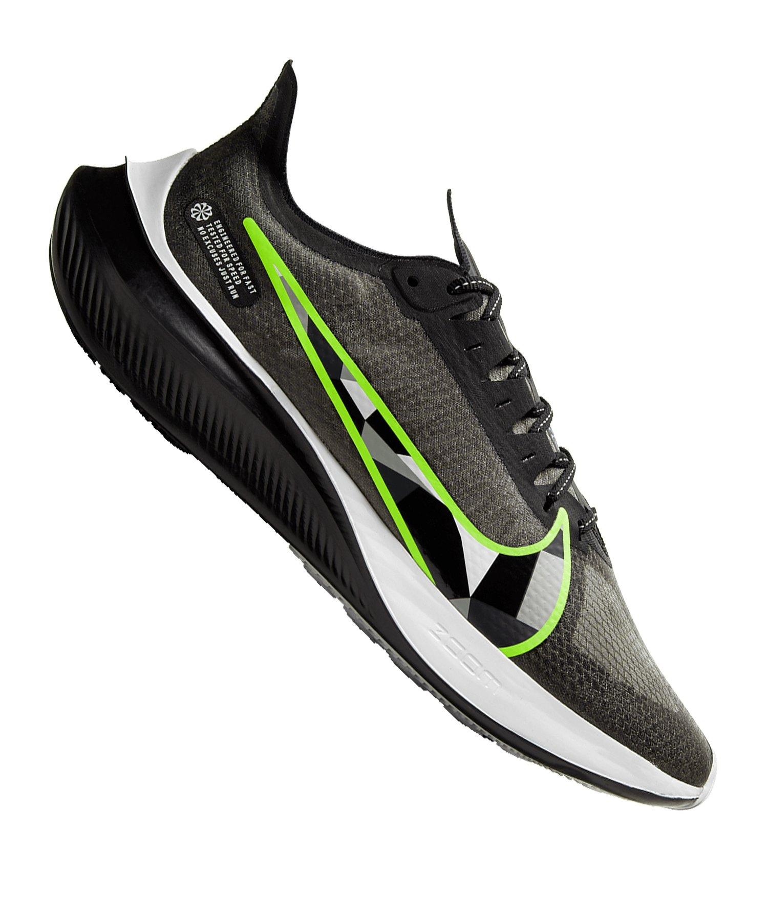 Nike Zoom Gravity Running Grau F009 - grau