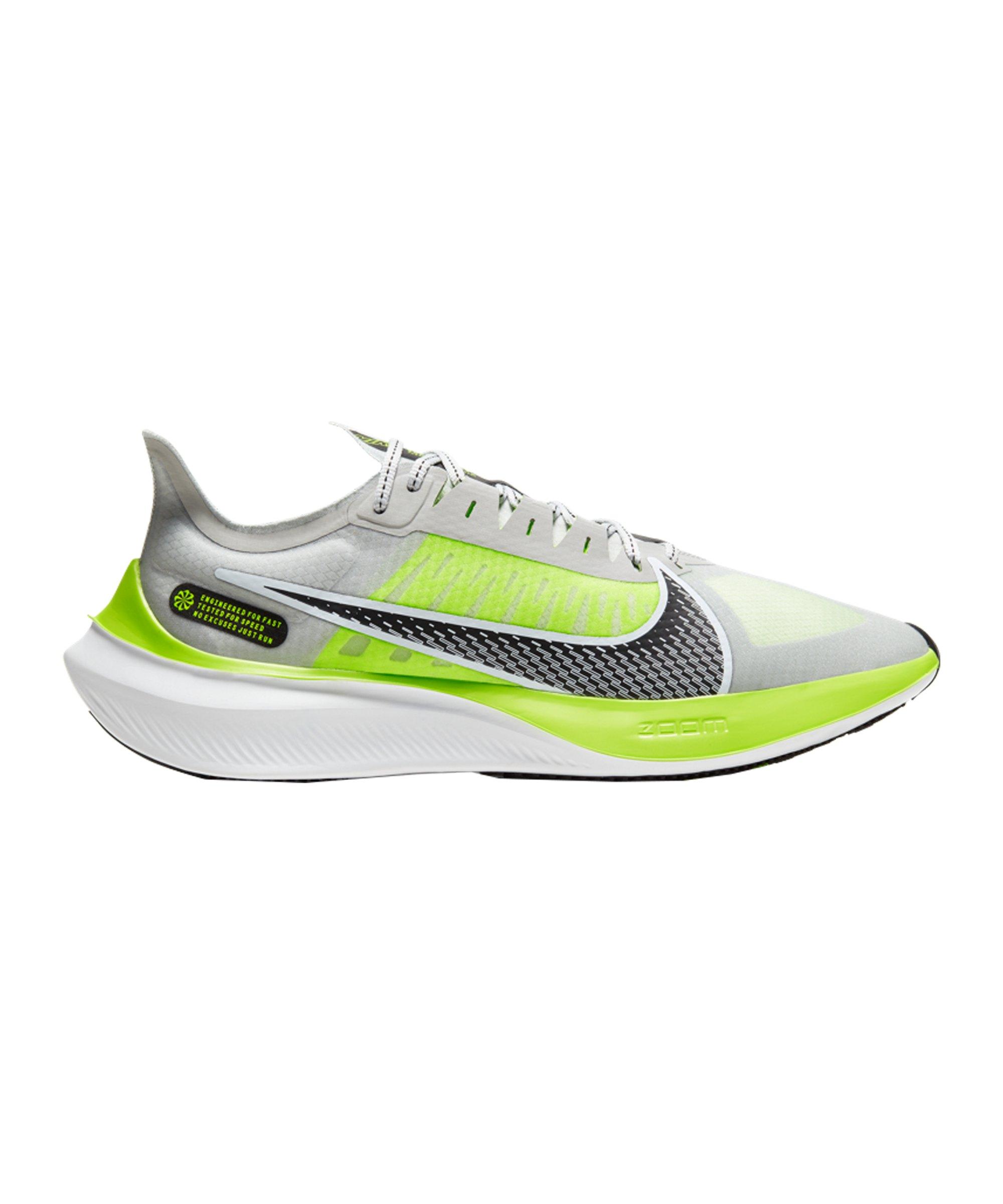 Nike Zoom Gravity Running Grau F011 - grau