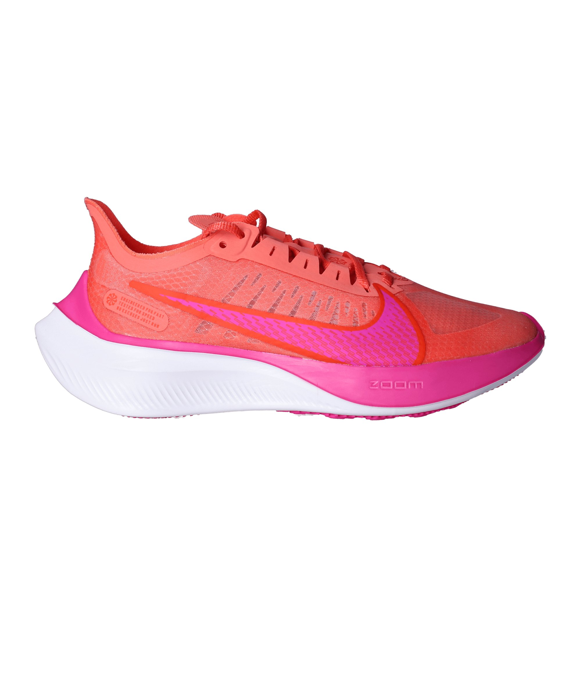 Nike Zoom Gravity Running Damen Rot F800 - pink