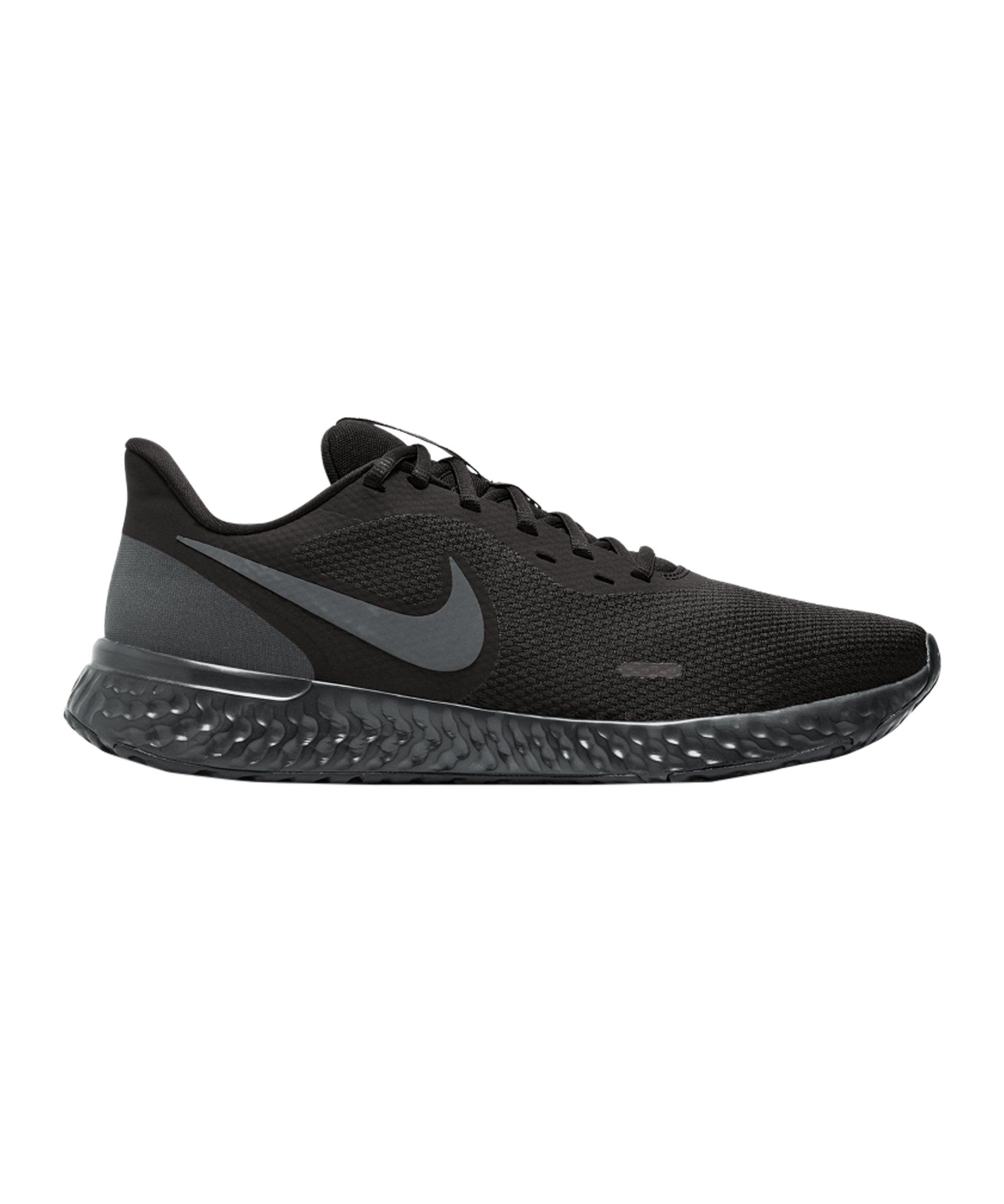 Nike Revolution 5 Running Schwarz F001 - schwarz
