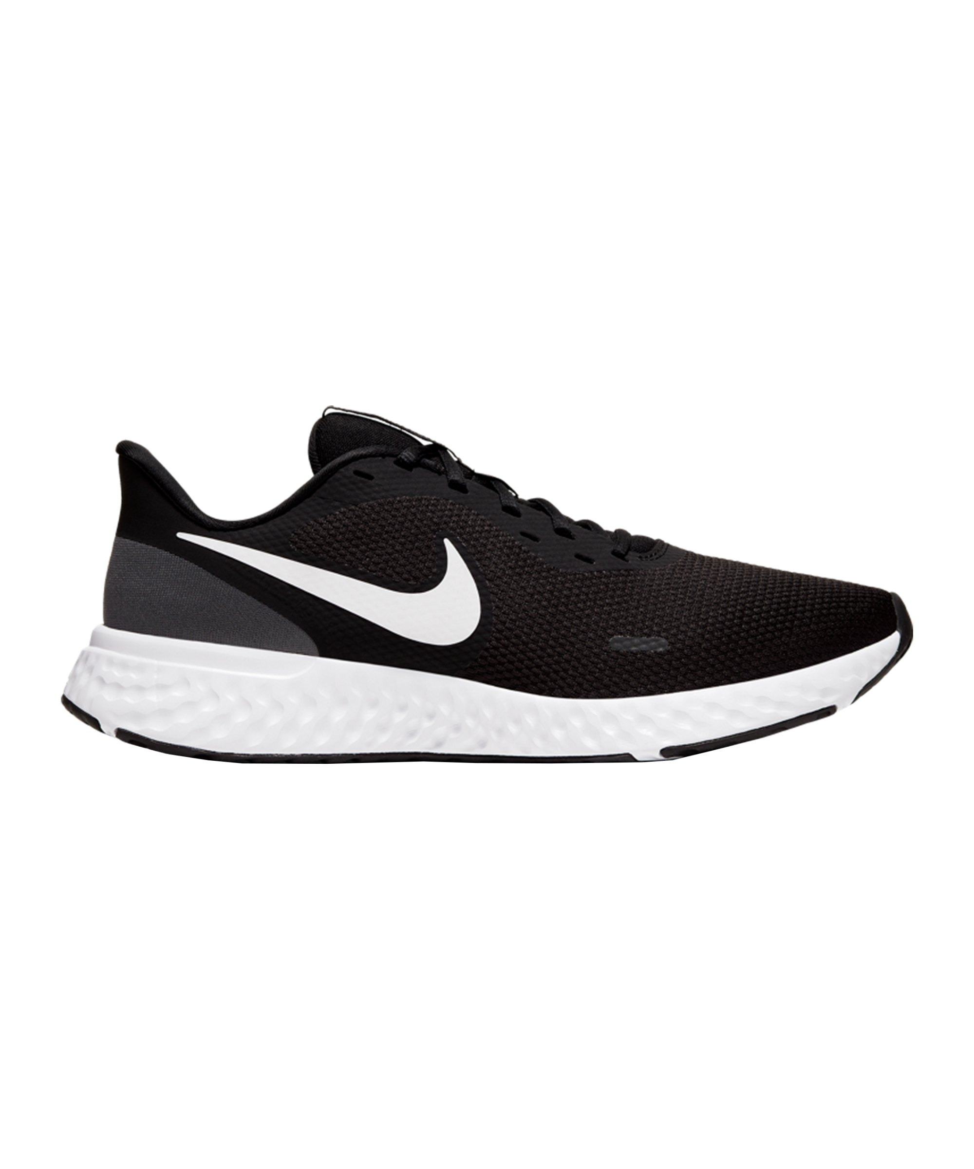 Nike Revolution 5 Running Schwarz F002 - schwarz