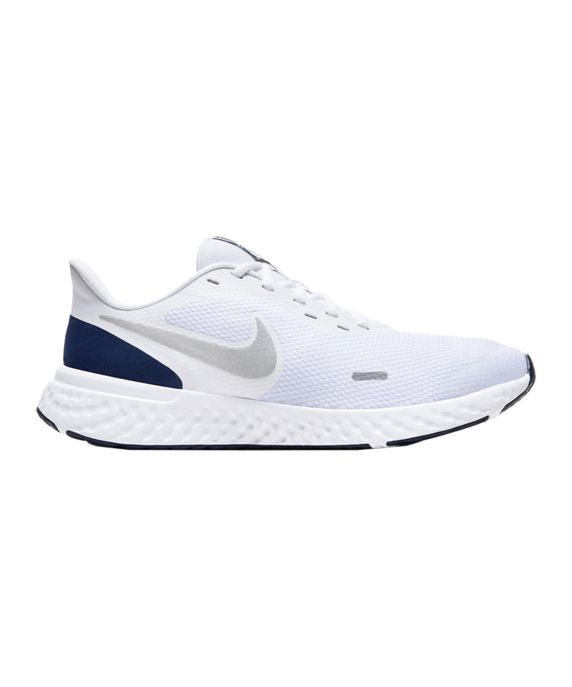 Nike Revolution 5 Running Weiss F102 - weiss