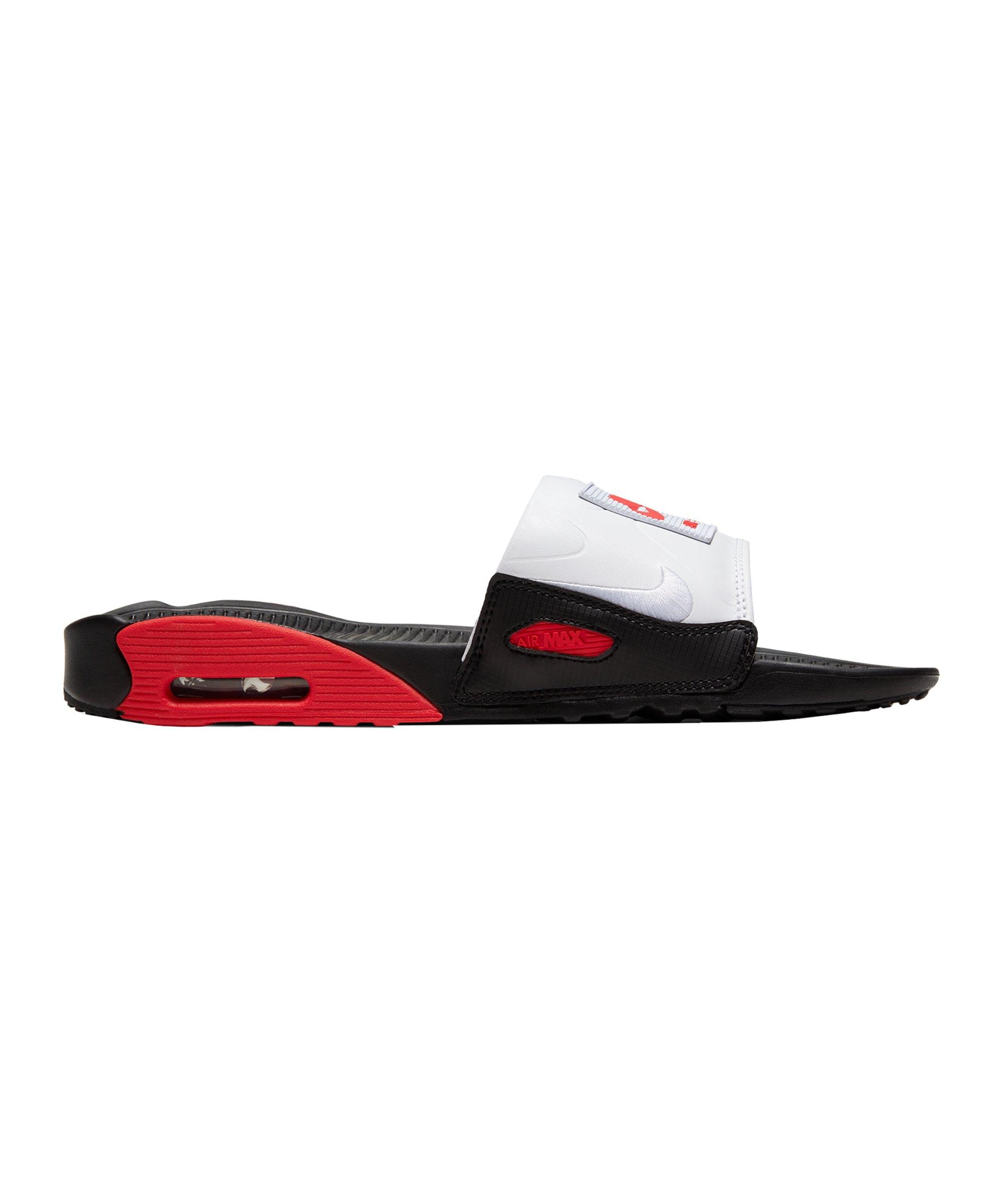 Nike Air Max 90 Slide Badelatsche Schwarz F003 - schwarz