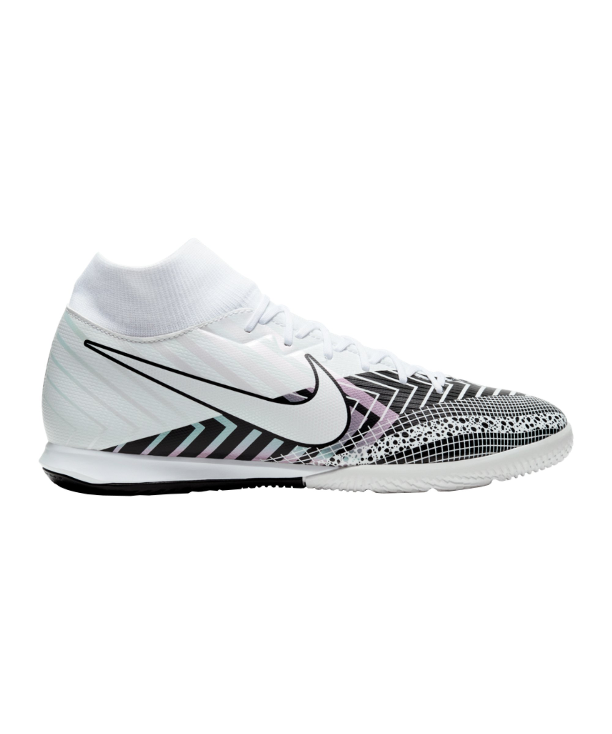 Nike Mercurial Superfly VII Dream Speed 3 Academy IC Weiss F110 - weiss
