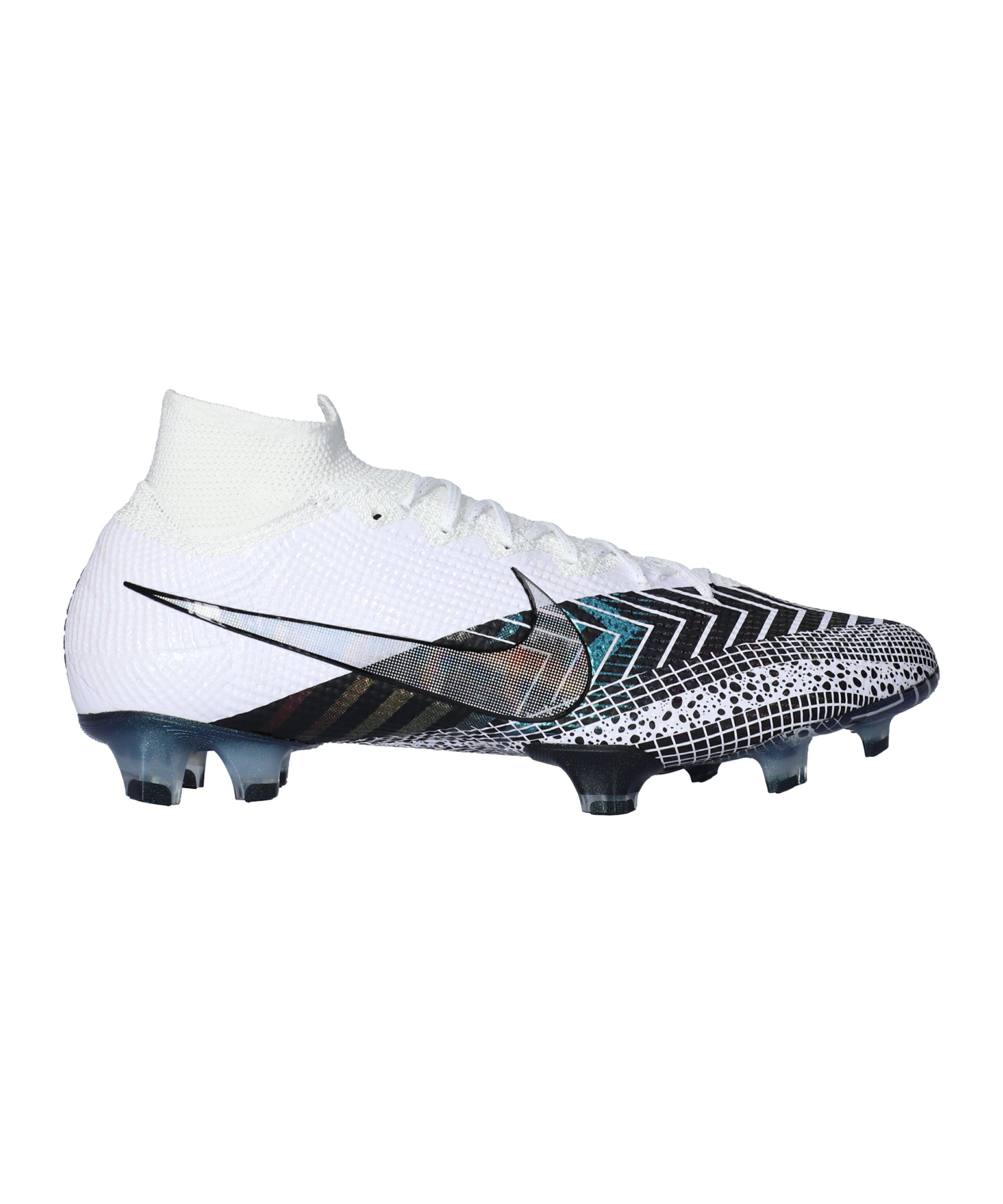 Nike Mercurial Superfly VII Dream Speed 3 Elite FG Weiss F110 - weiss