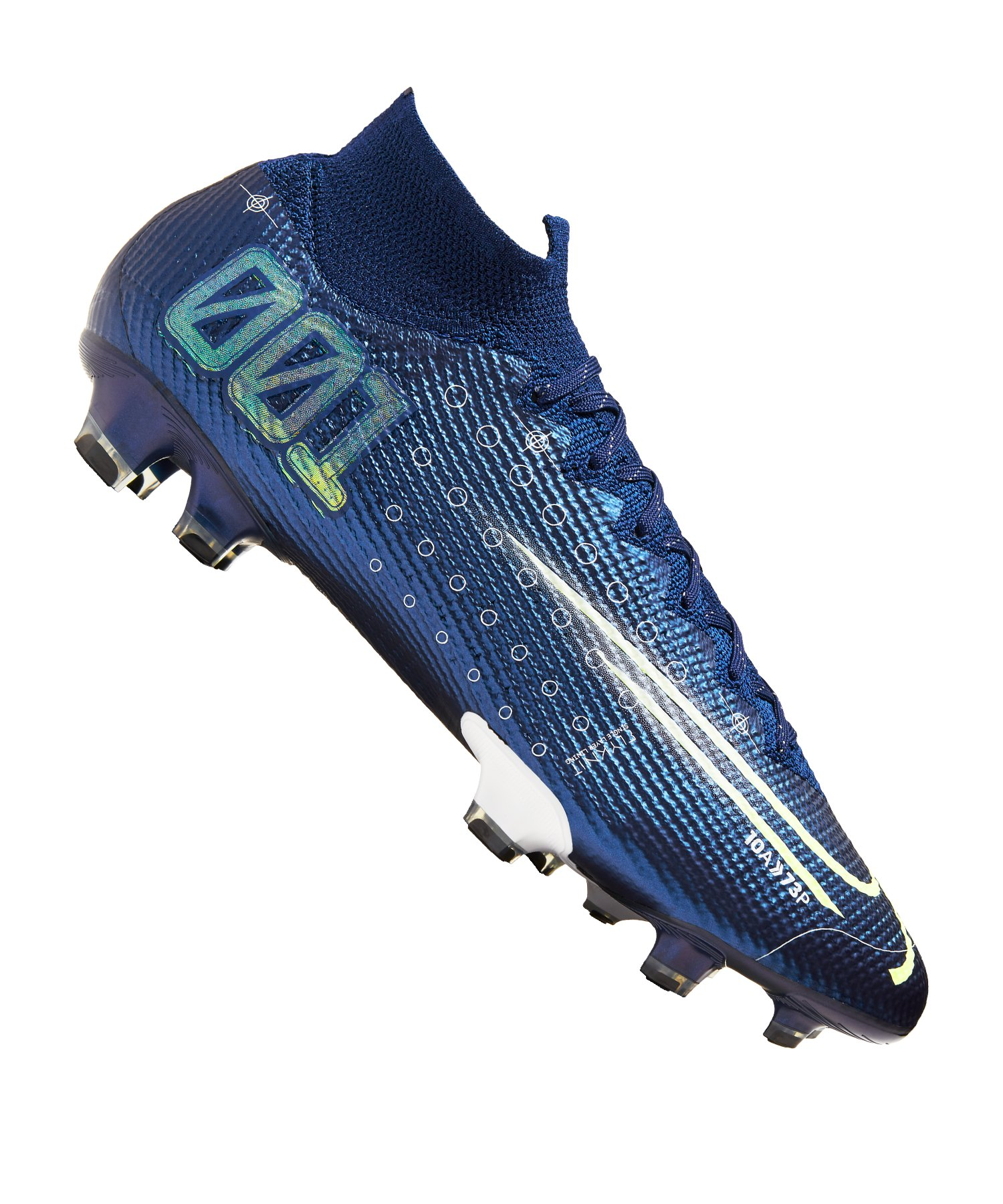 Nike Mercurial Superfly VII Dreamspeed Elite FG Blau F401 - blau
