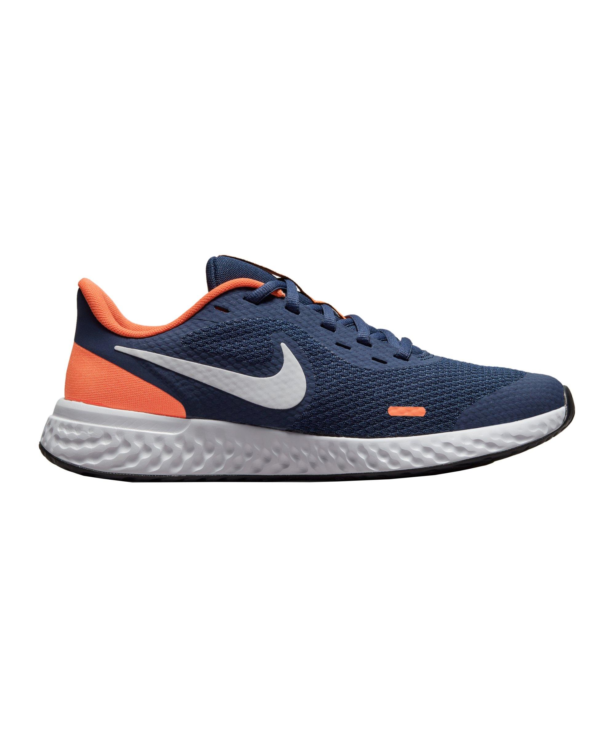 Nike Revolution 5 Running Kids (GS) Blau F410 - blau