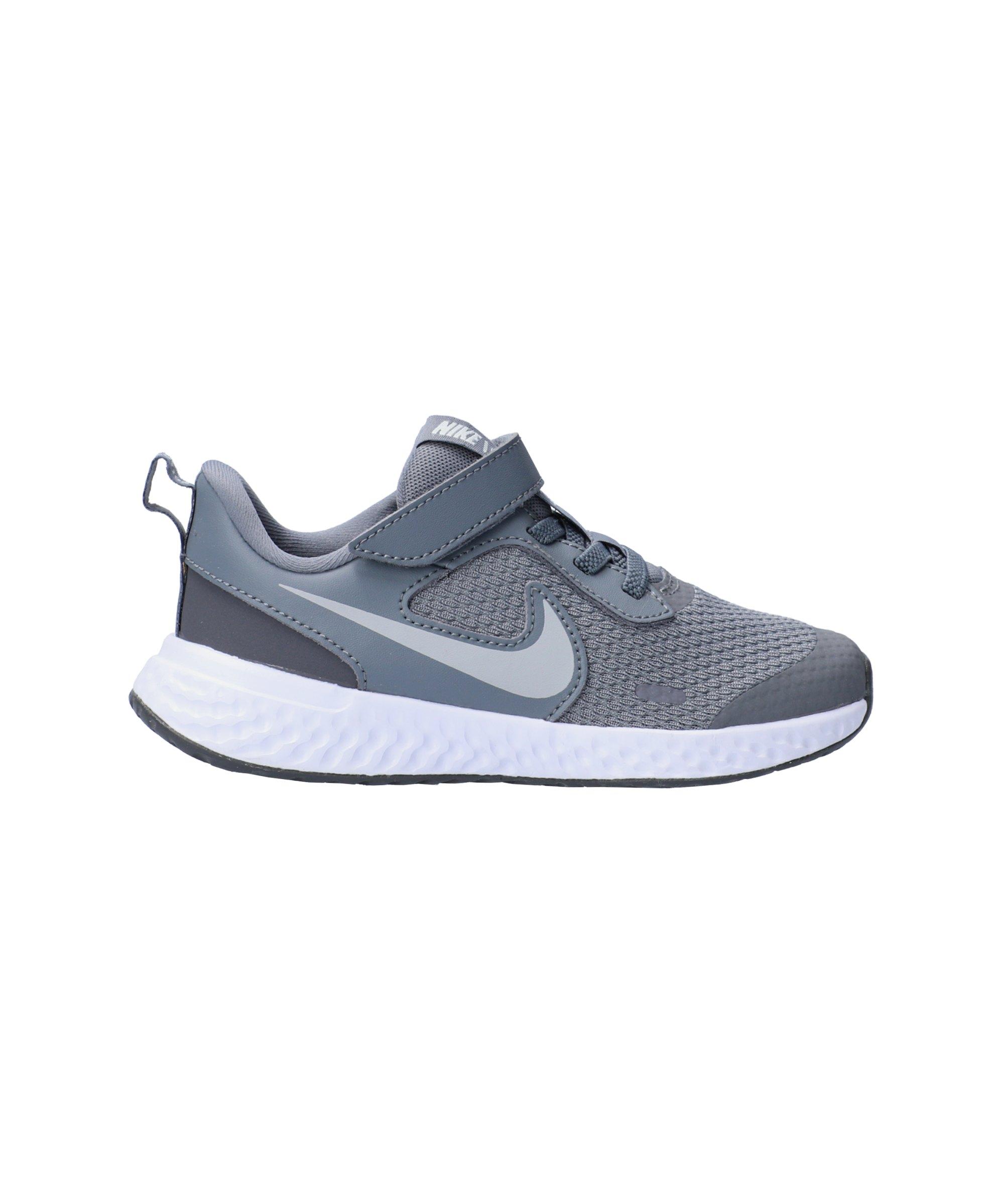 Nike Revolution 5 Running Kids (PSV) Grau F004 - grau
