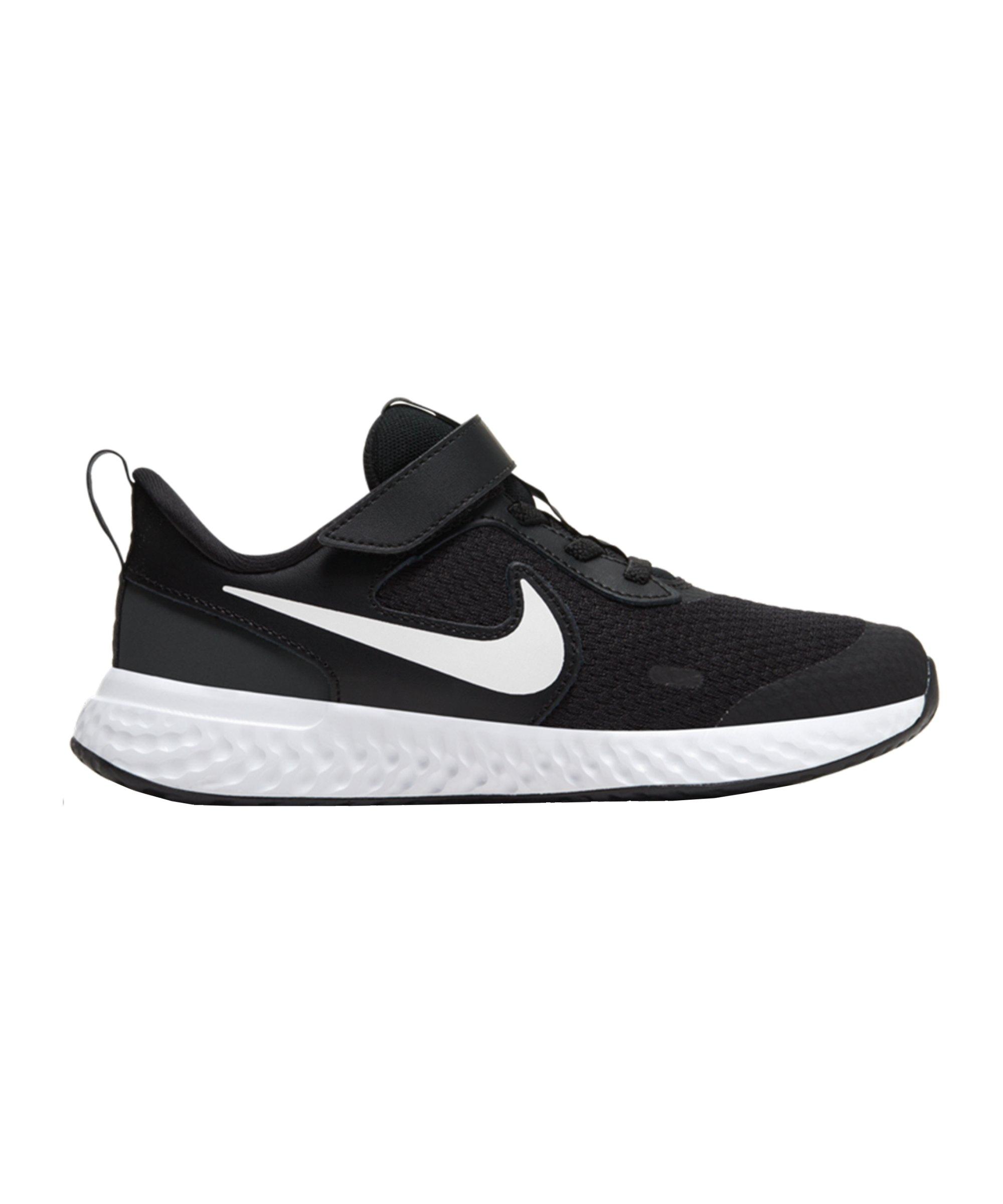 Nike Revolution 5 Running Kids Schwarz F003 - schwarz