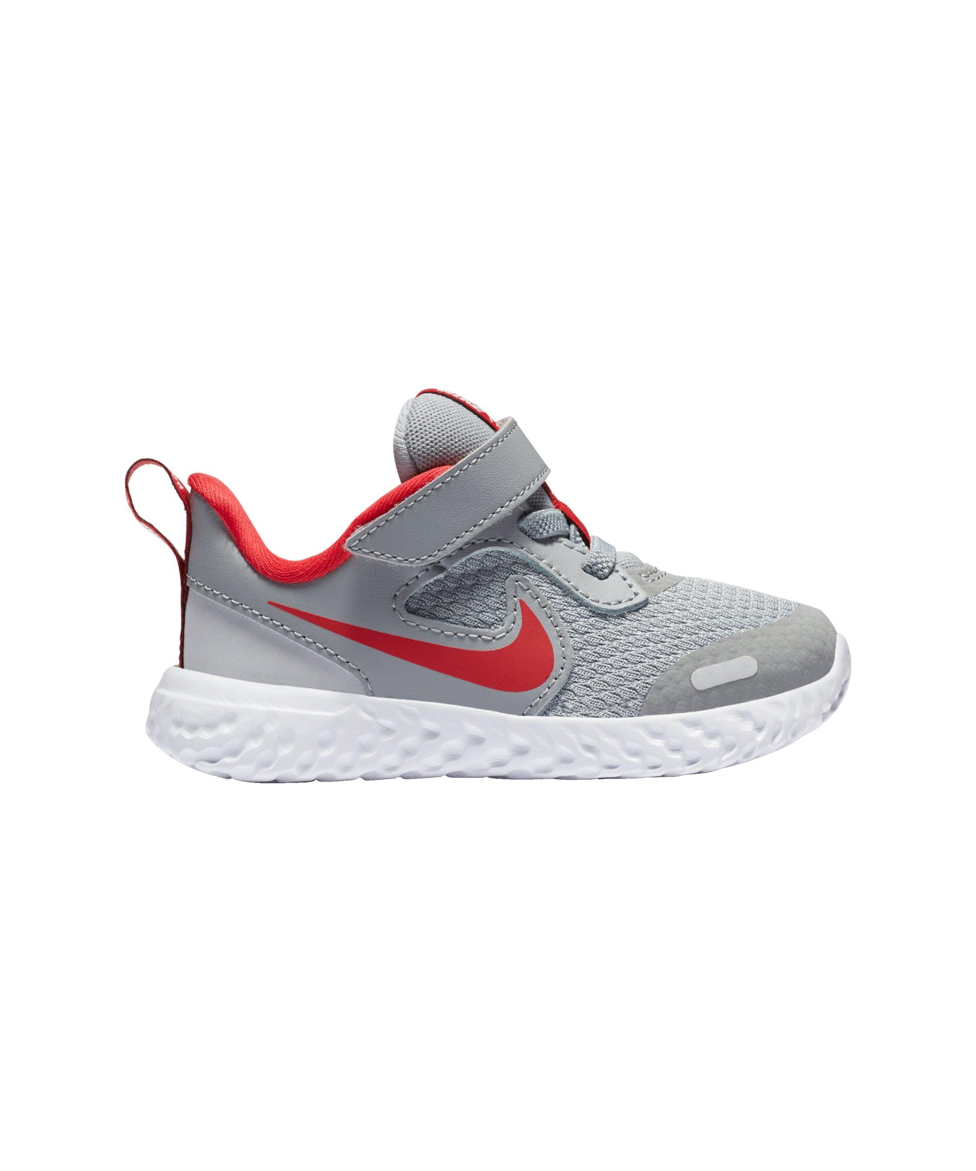 Nike Revolution 5 Running Kids (TD) F013 - grau