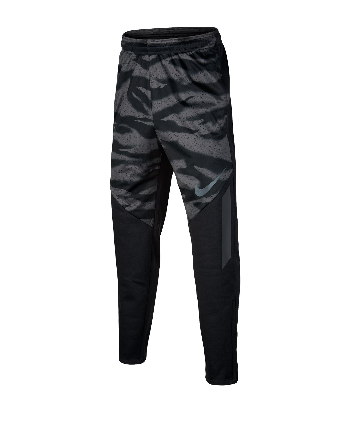 Nike Therma Pants Trainingshose Kids Schwarz F010 - schwarz