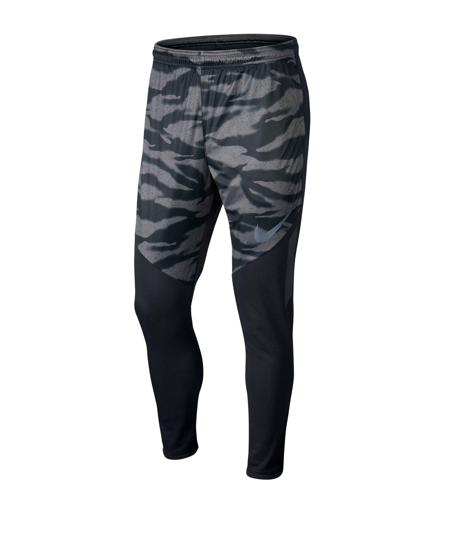 Nike Therma Pants Trainingshose Schwarz F010 - schwarz