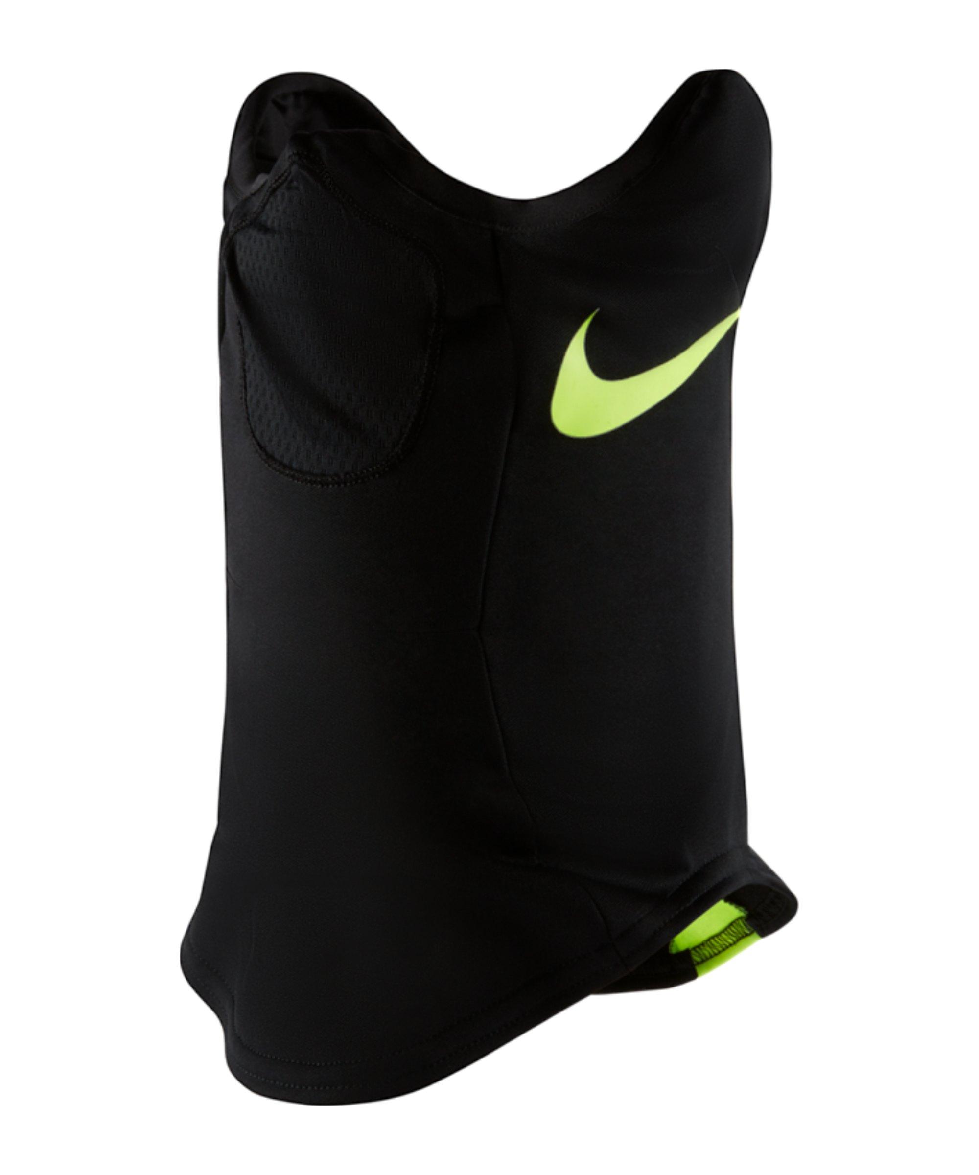 Nike Strike Soccer Snood Neckwarmer Schwarz F014 - schwarz