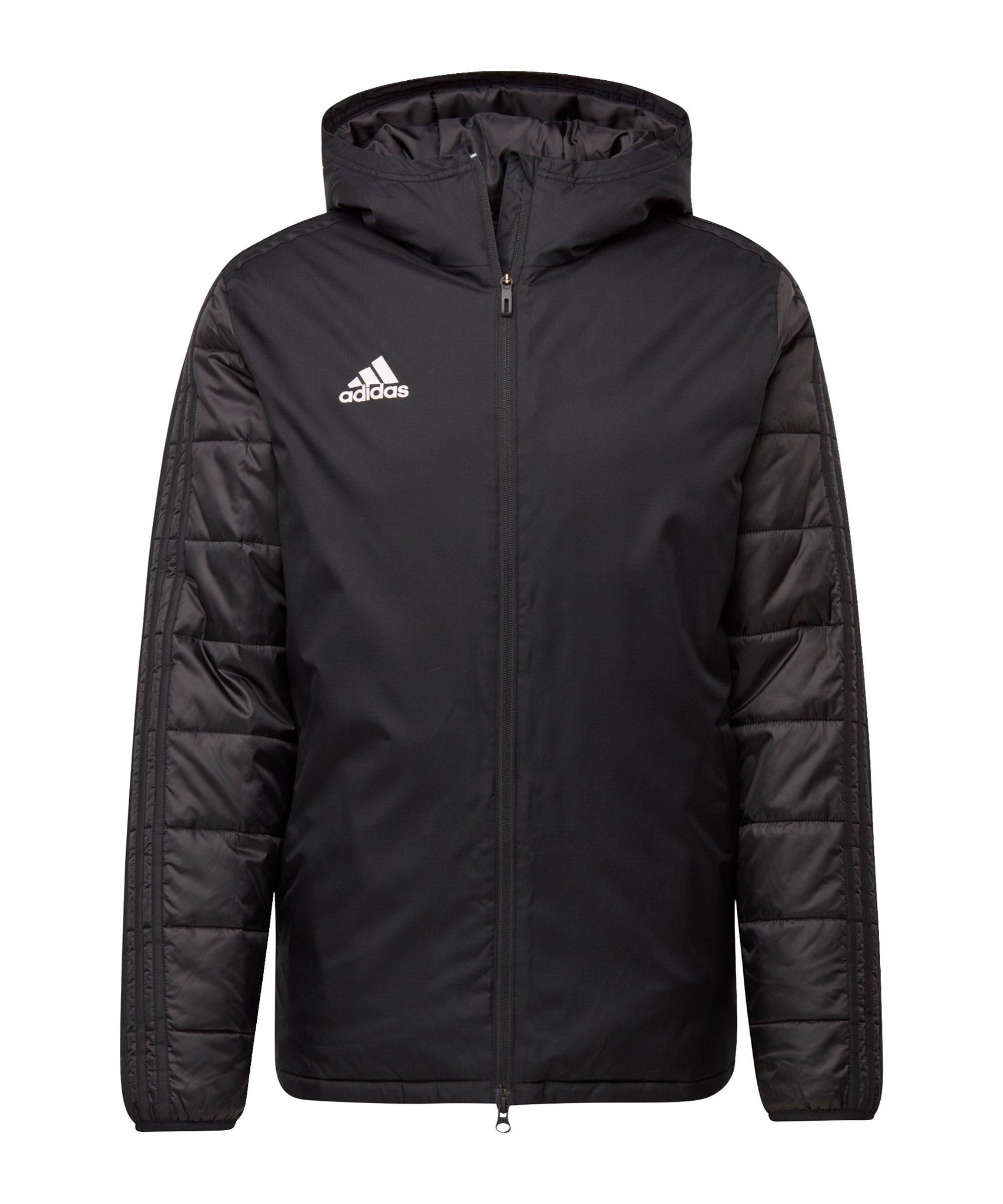 adidas Jacket 18 Winterjacke Schwarz - schwarz