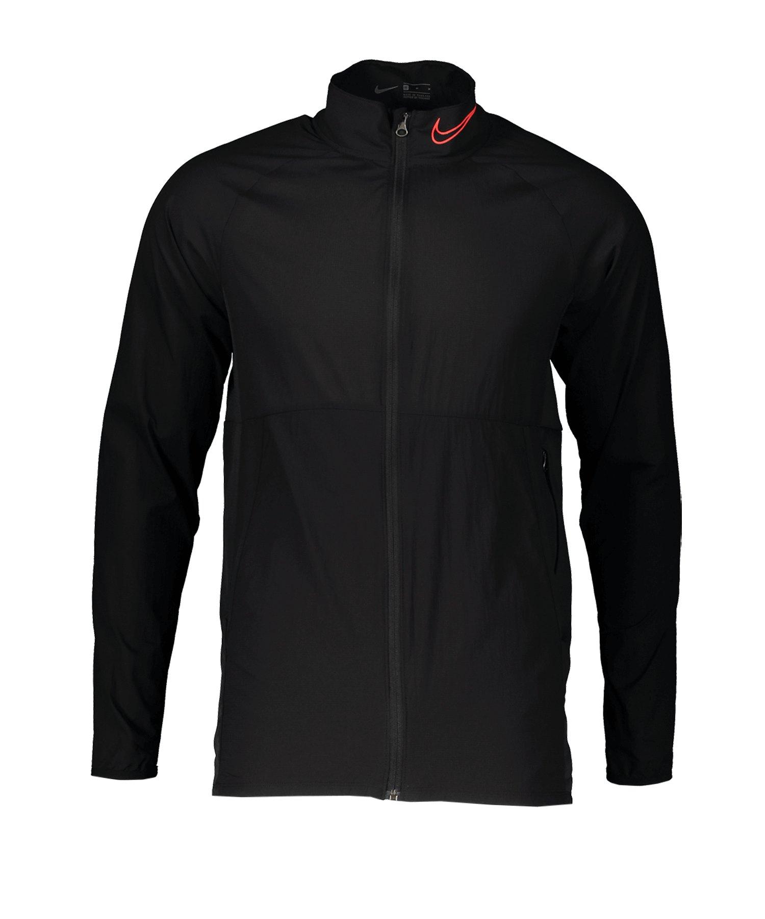 Nike Academy One Germany Jacke Schwarz F013 - schwarz