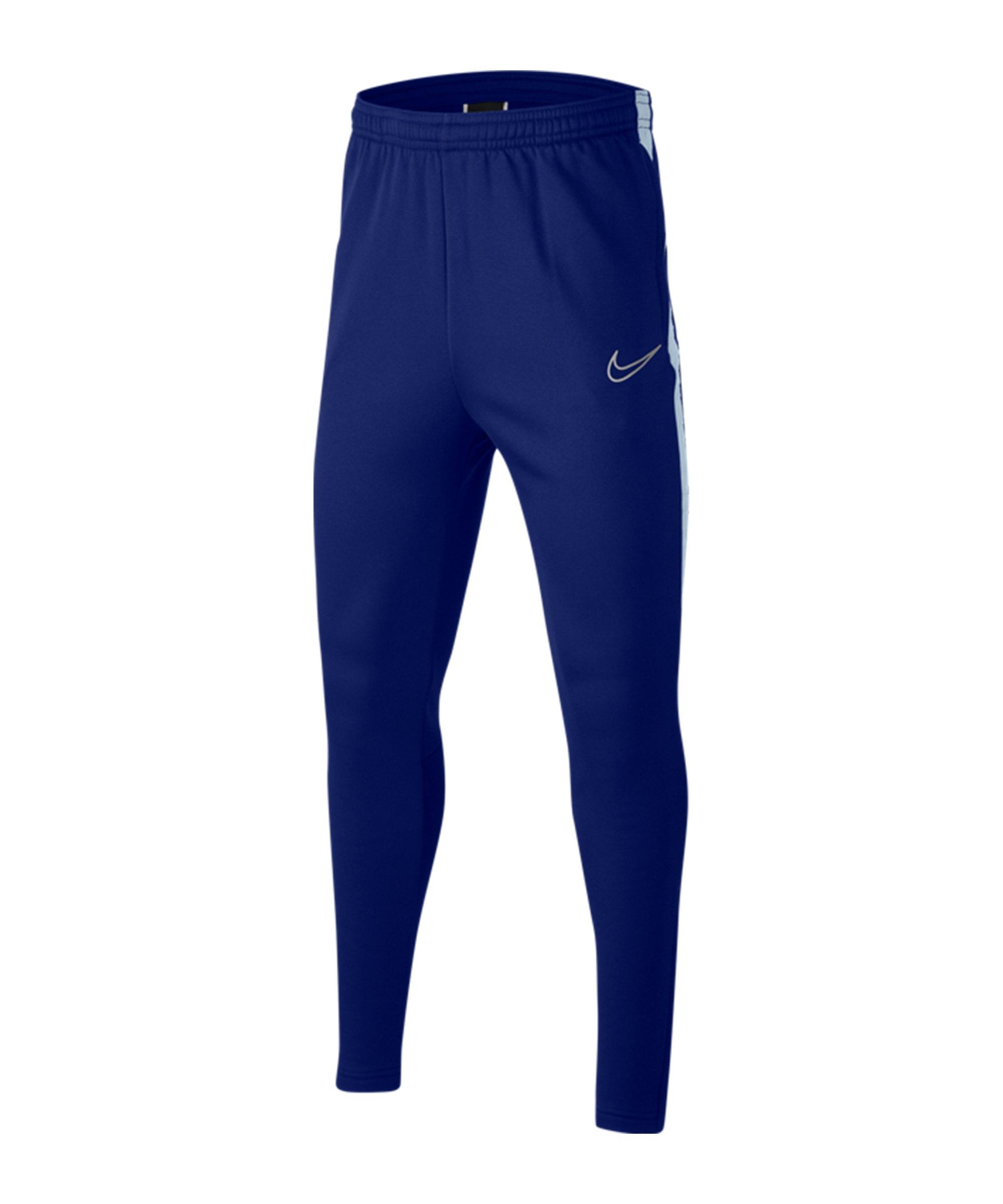 Nike Therma Academy Trainingshose Kids Blau F455 - blau