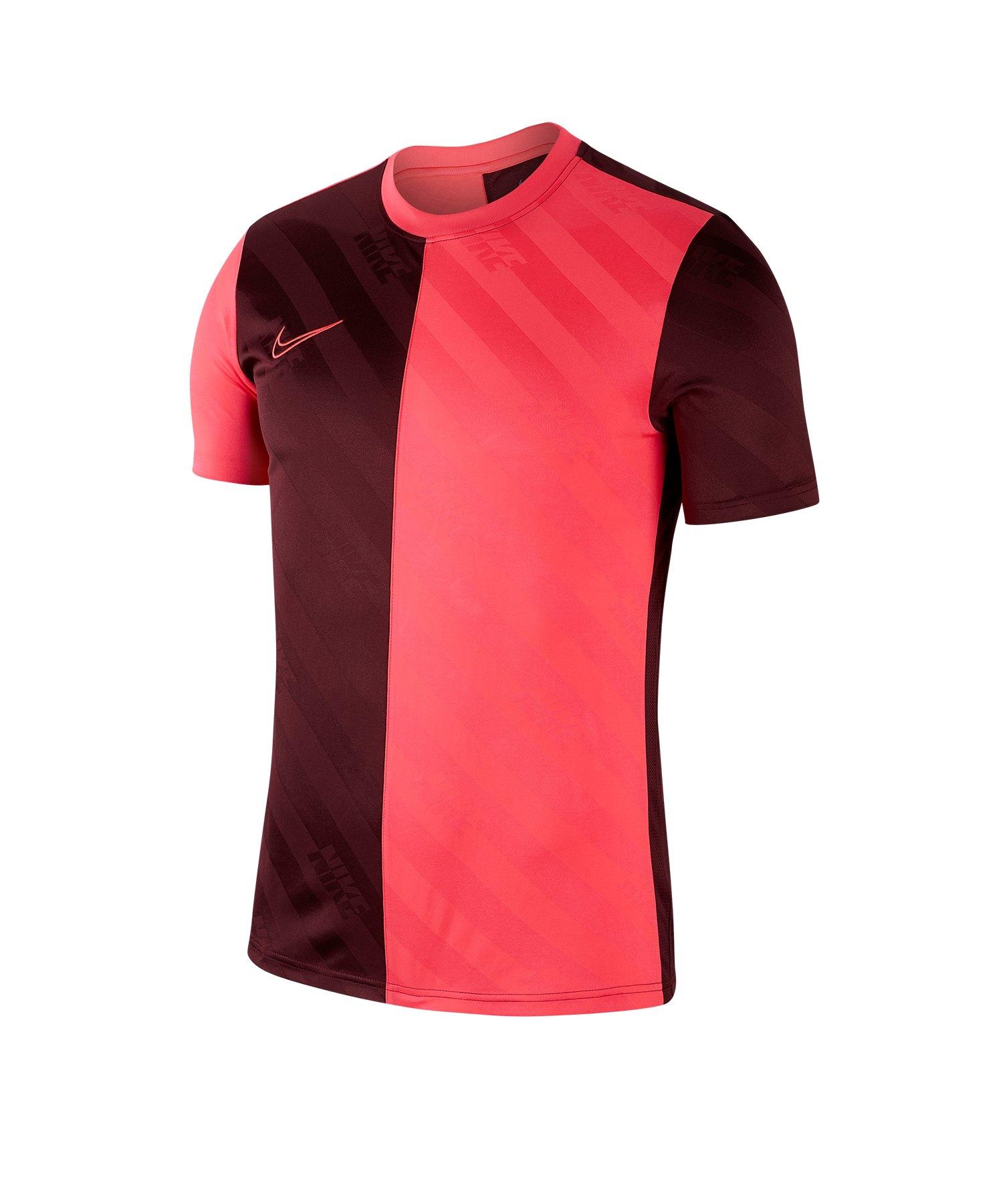 Nike Dri-FIT Academy Training Shirt Rot F681 - rot