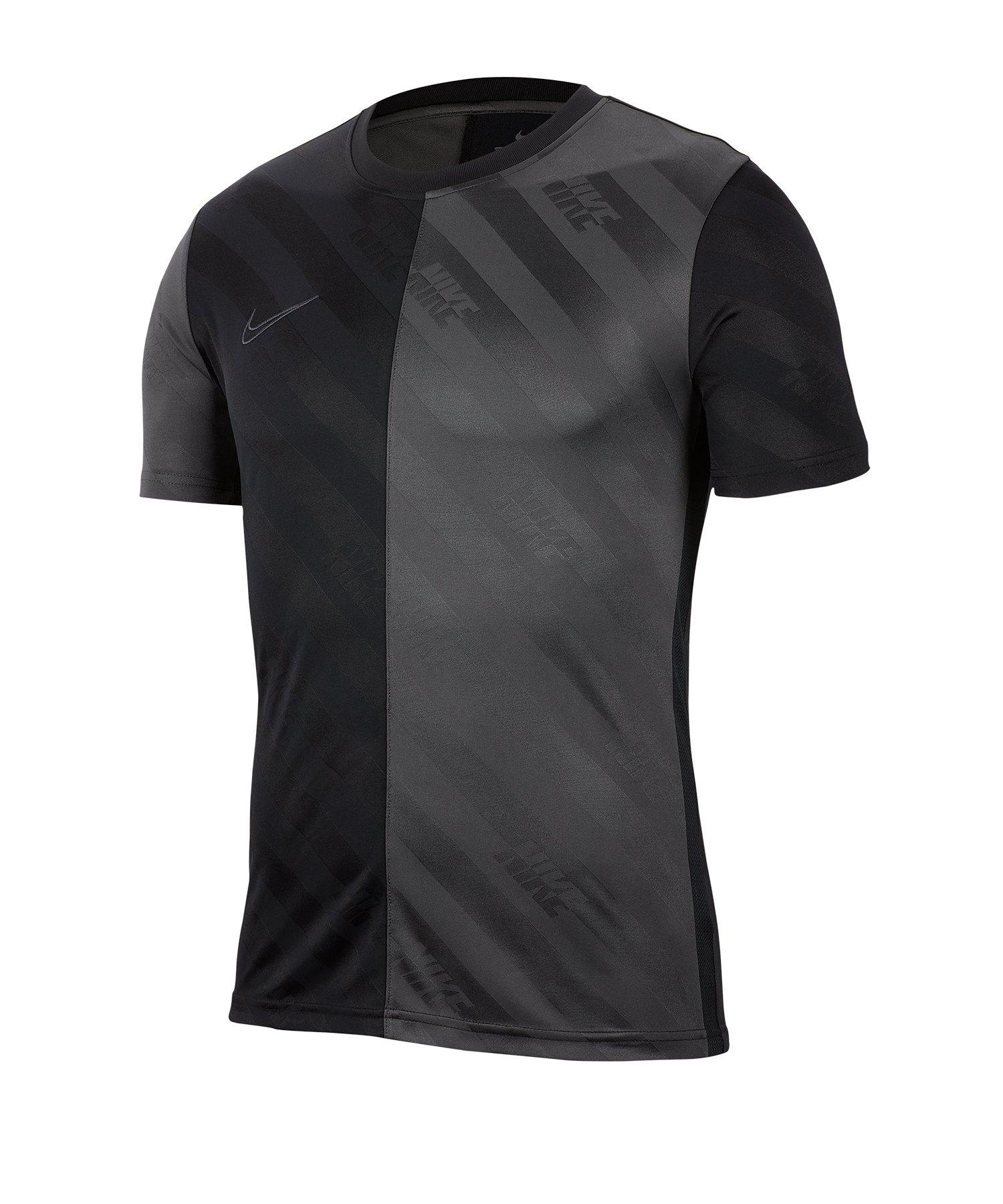 Nike Dri-FIT Academy Training Shirt Schwarz F010 - schwarz