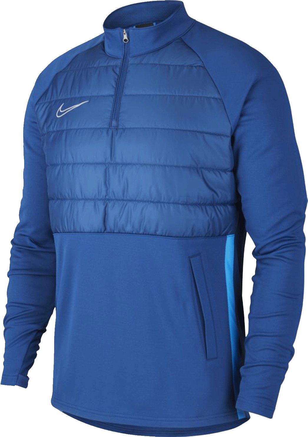 Nike Dri-FIT Academy Sweatshirt Blau F407 - blau
