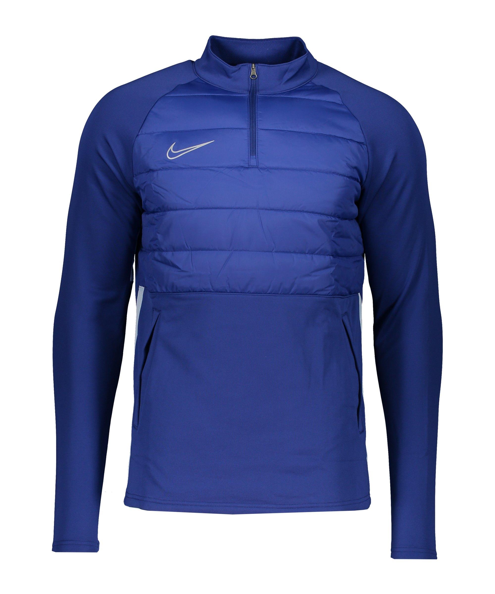 Nike Dry Academy Sweatshirt Blau F455 - blau