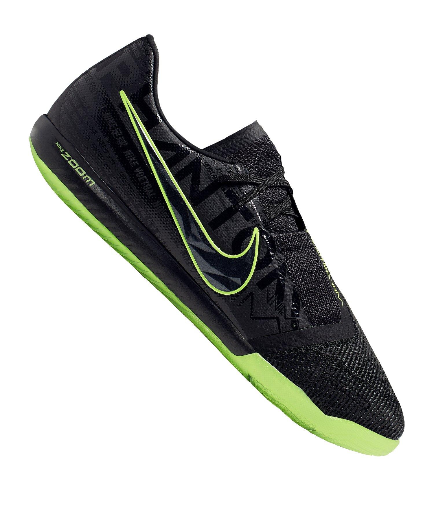 Nike Zoom Phantom Venom Pro IC Schwarz Grün F007 - schwarz