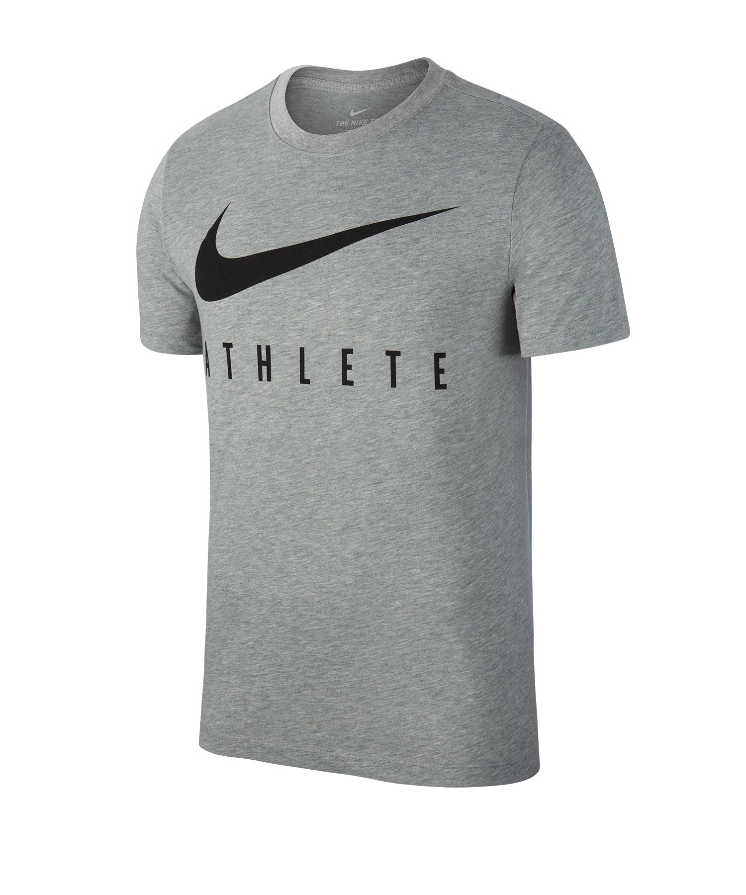 Nike Dry Tee Athlete T-Shirt Grau F063 - grau