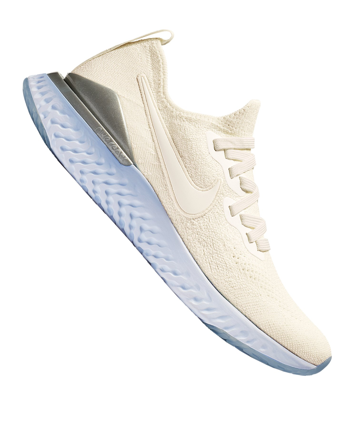 Nike Epic React Flyknit 2 Running Damen Beige F100 - beige
