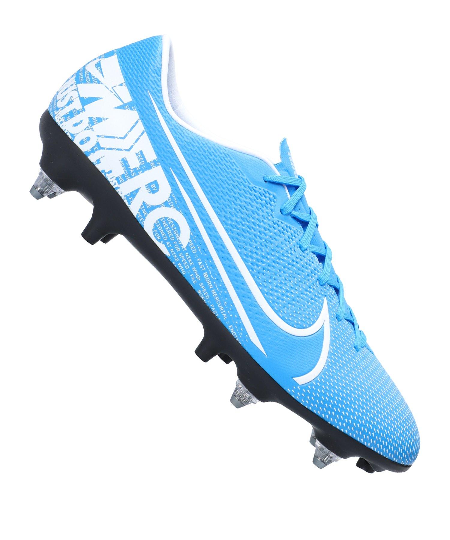 Nike Mercurial Vapor XIII Academy SG-Pro AC F414 - blau