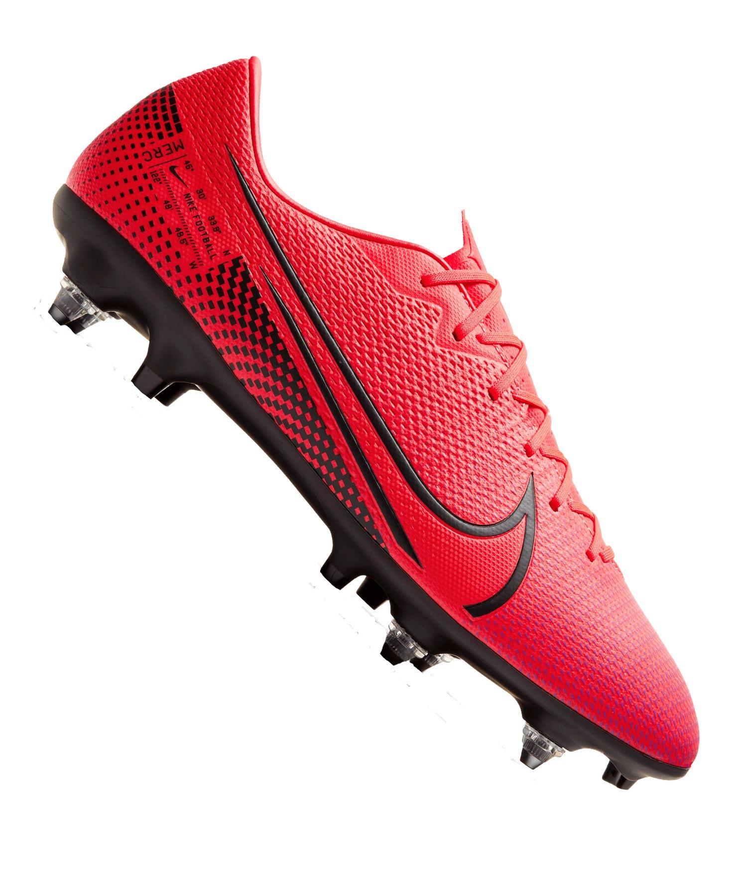 Nike Mercurial Vapor XIII Academy SG-Pro AC F606 - rot