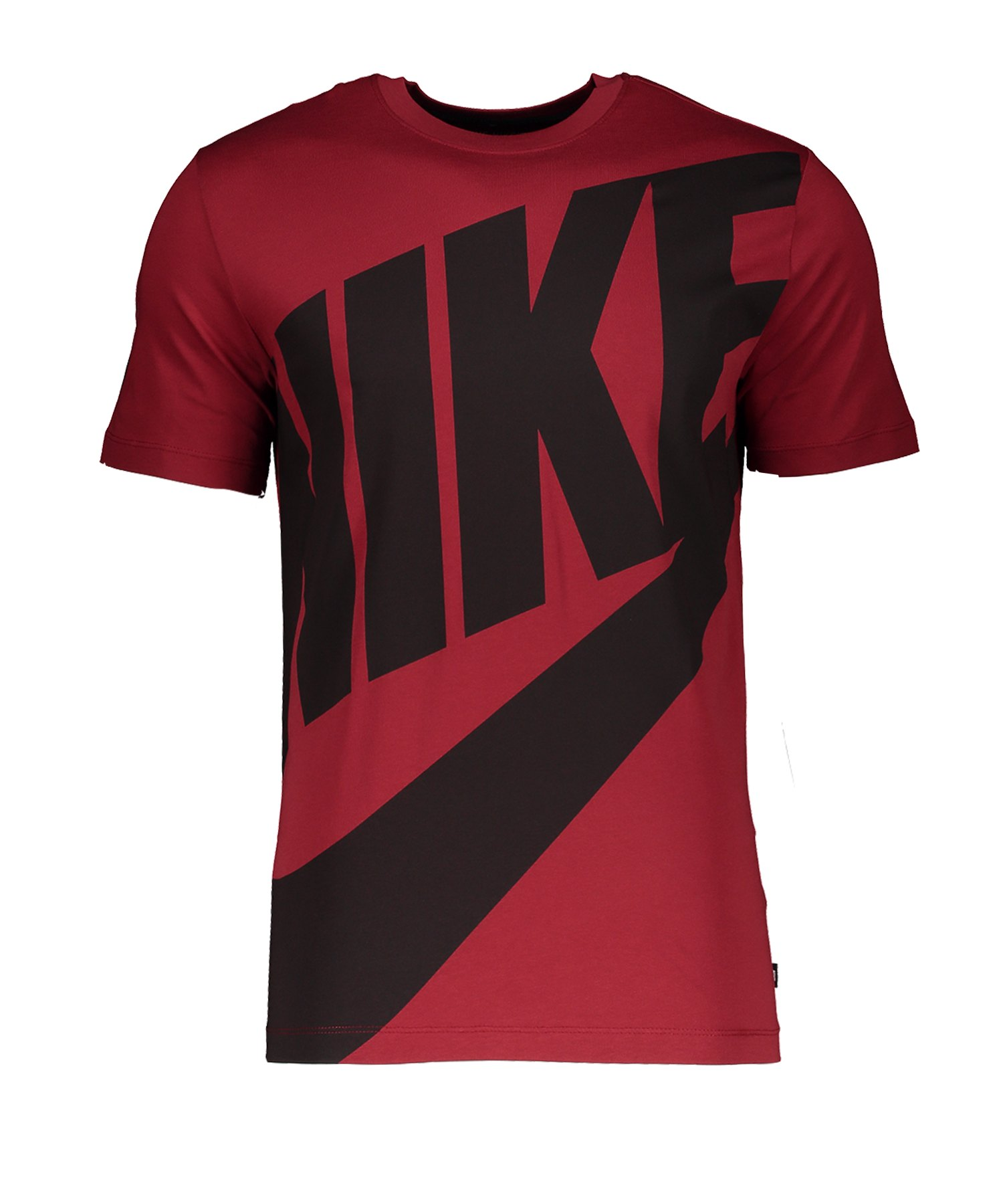 Nike AS Rom T-Shirt CL Rot F613 - rot