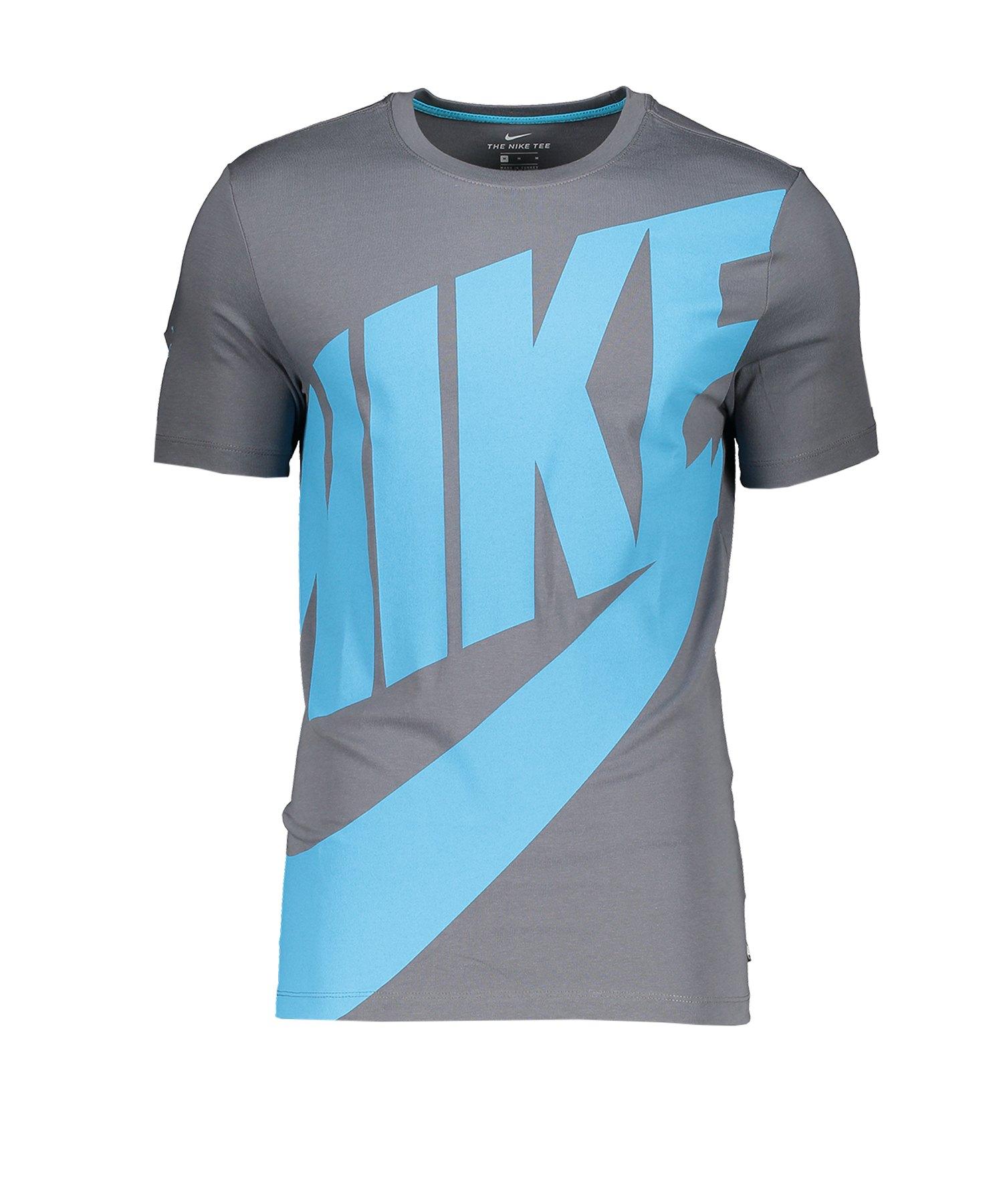Nike Tottenham Hotspur Shirt kurzarm Grau F026 - grau