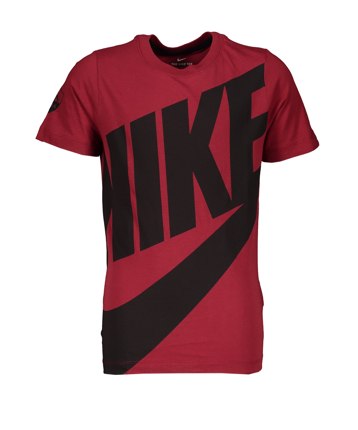 Nike AS Rom T-Shirt CL Kids Rot F613 - rot