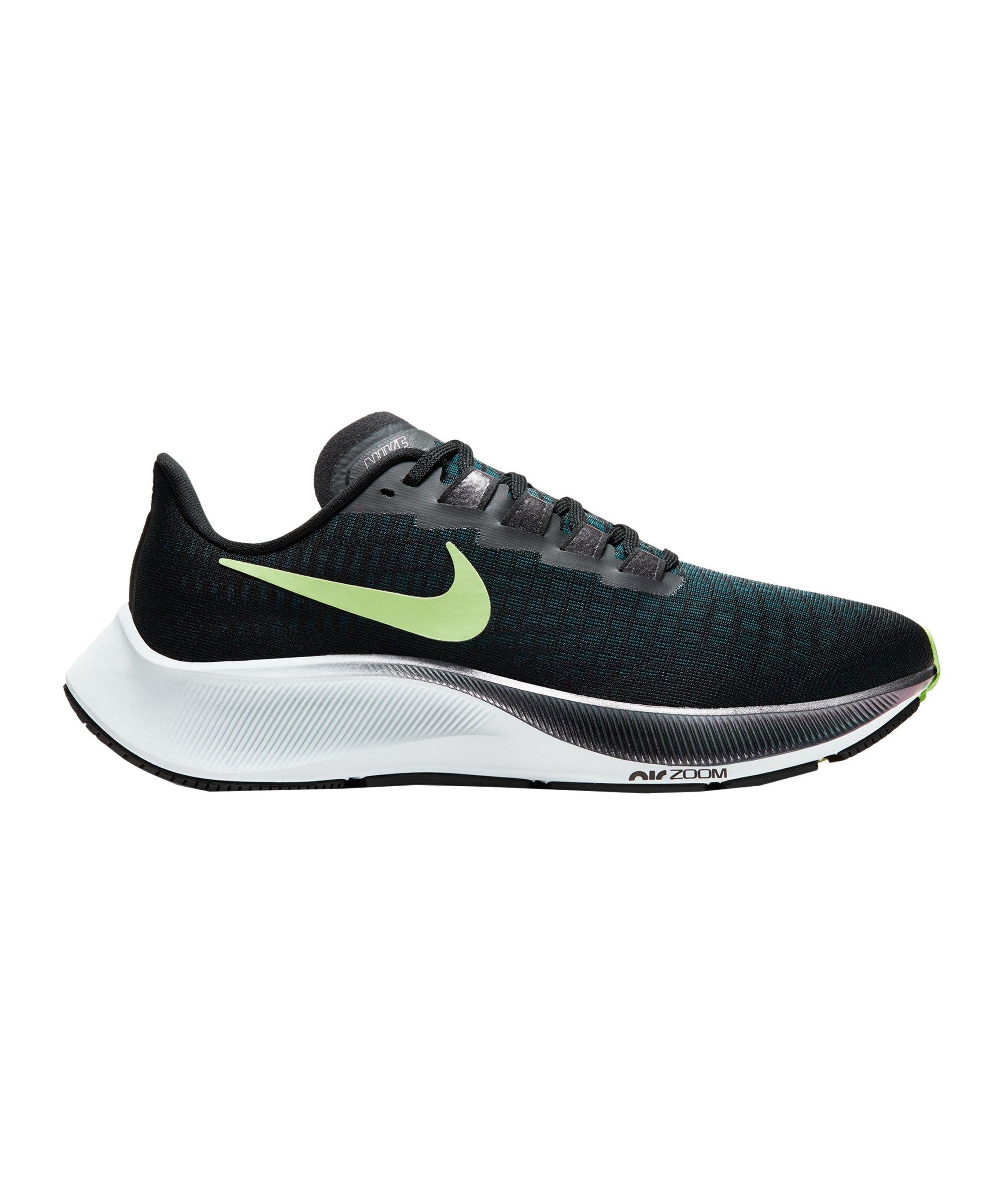 Nike Air Zoom Pegasus 37 Running Damen F001 - schwarz