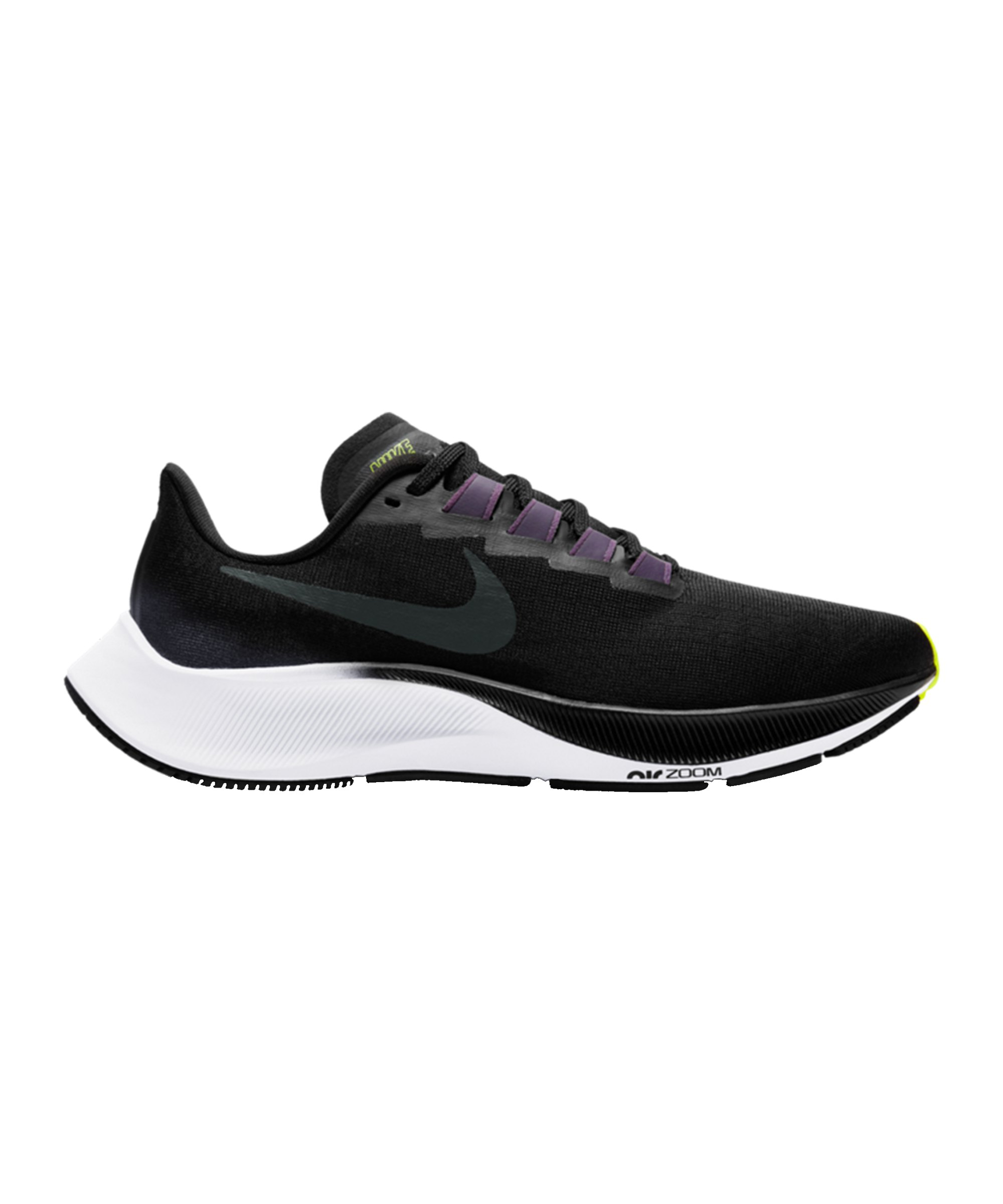 Nike Air Zoom Pegasus 37 Running Damen F010 - schwarz