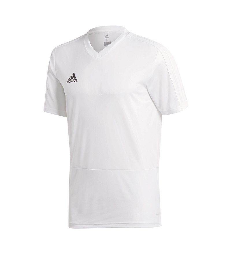 adidas Condivo 18 Training T-Shirt Weiss - weiss