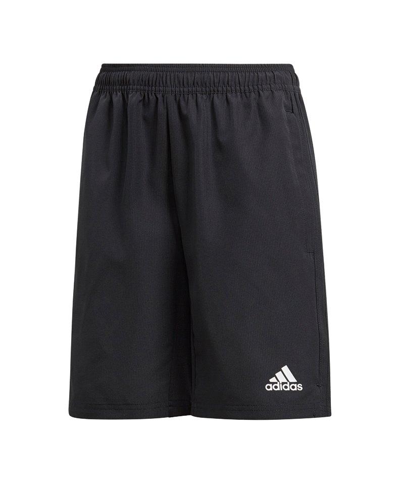 adidas Condivo 18 Woven Short Hose Kids Schwarz - schwarz