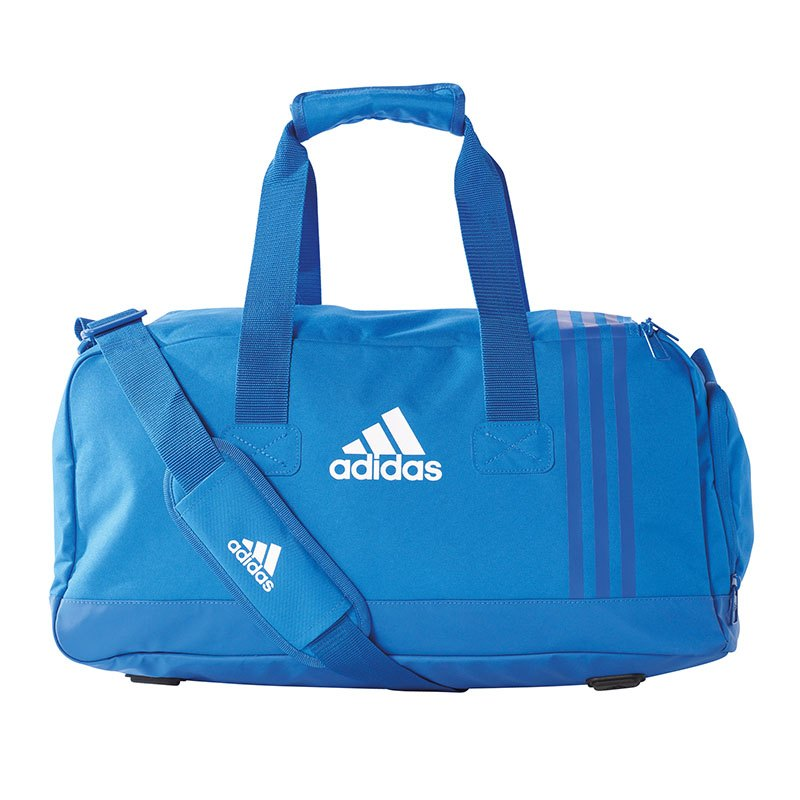 adidas Tiro Teambag Gr. S Blau Weiss - blau