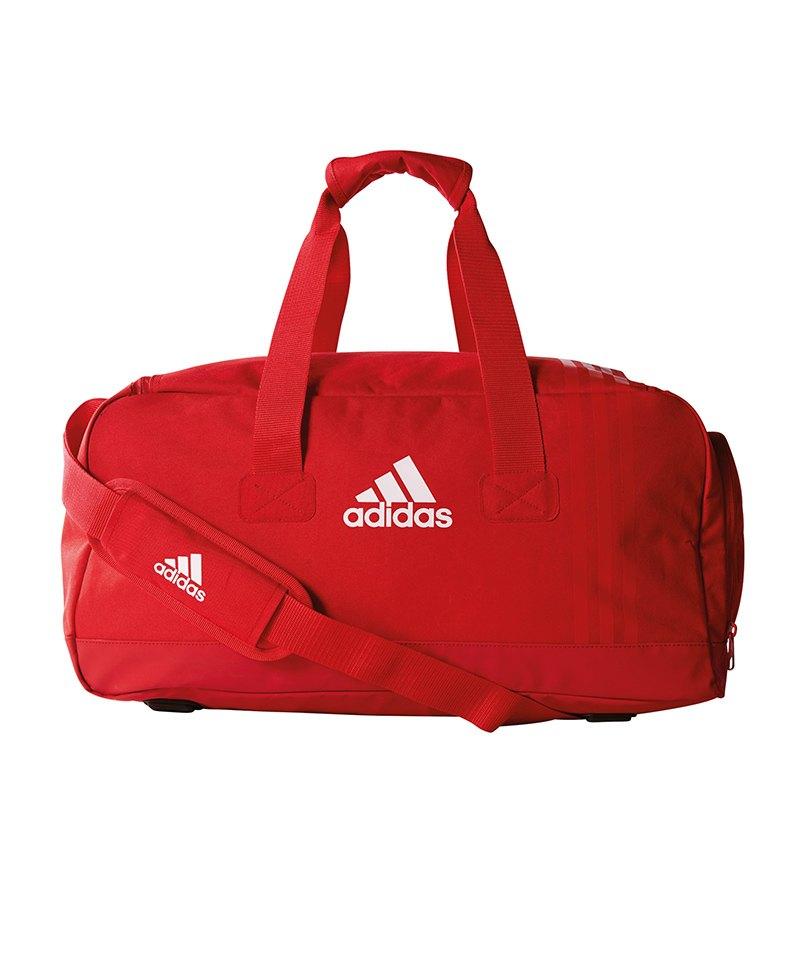 adidas Tiro Teambag Gr. S Rot Weiss - rot