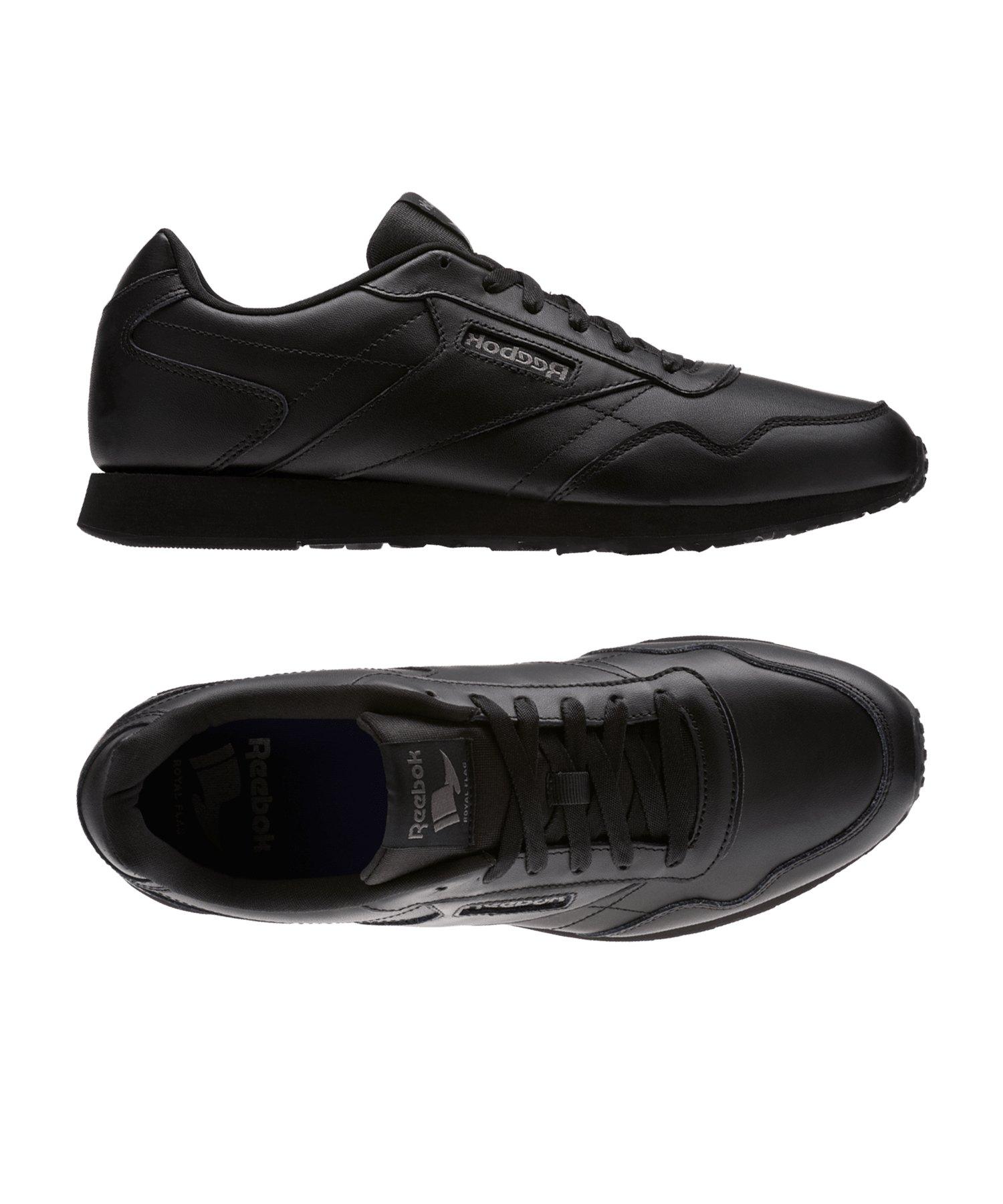 Reebok Royal Glide LX Sneaker Schwarz - schwarz