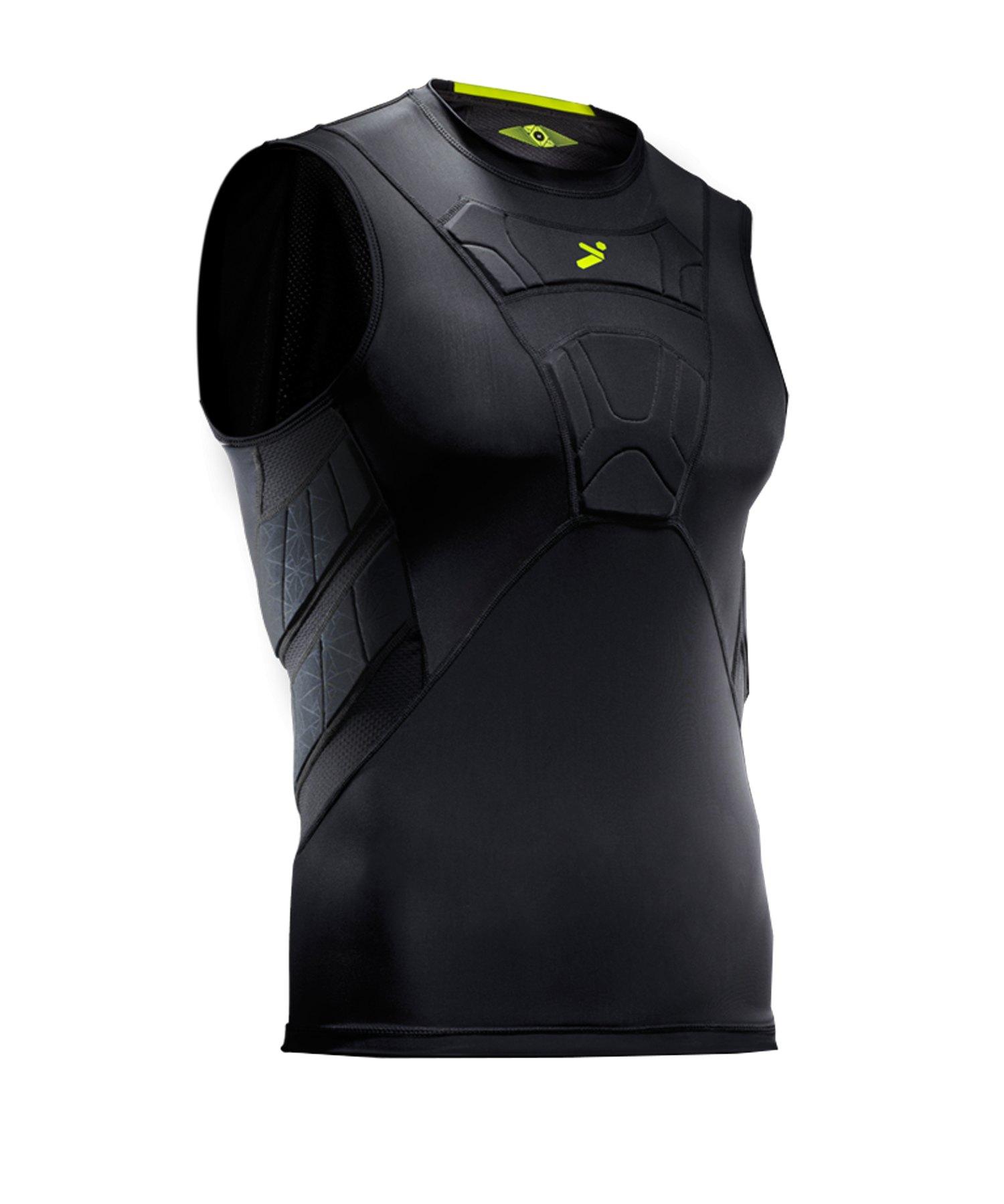 Storelli Bodyshield Sleeveless Shirt Schwarz - schwarz
