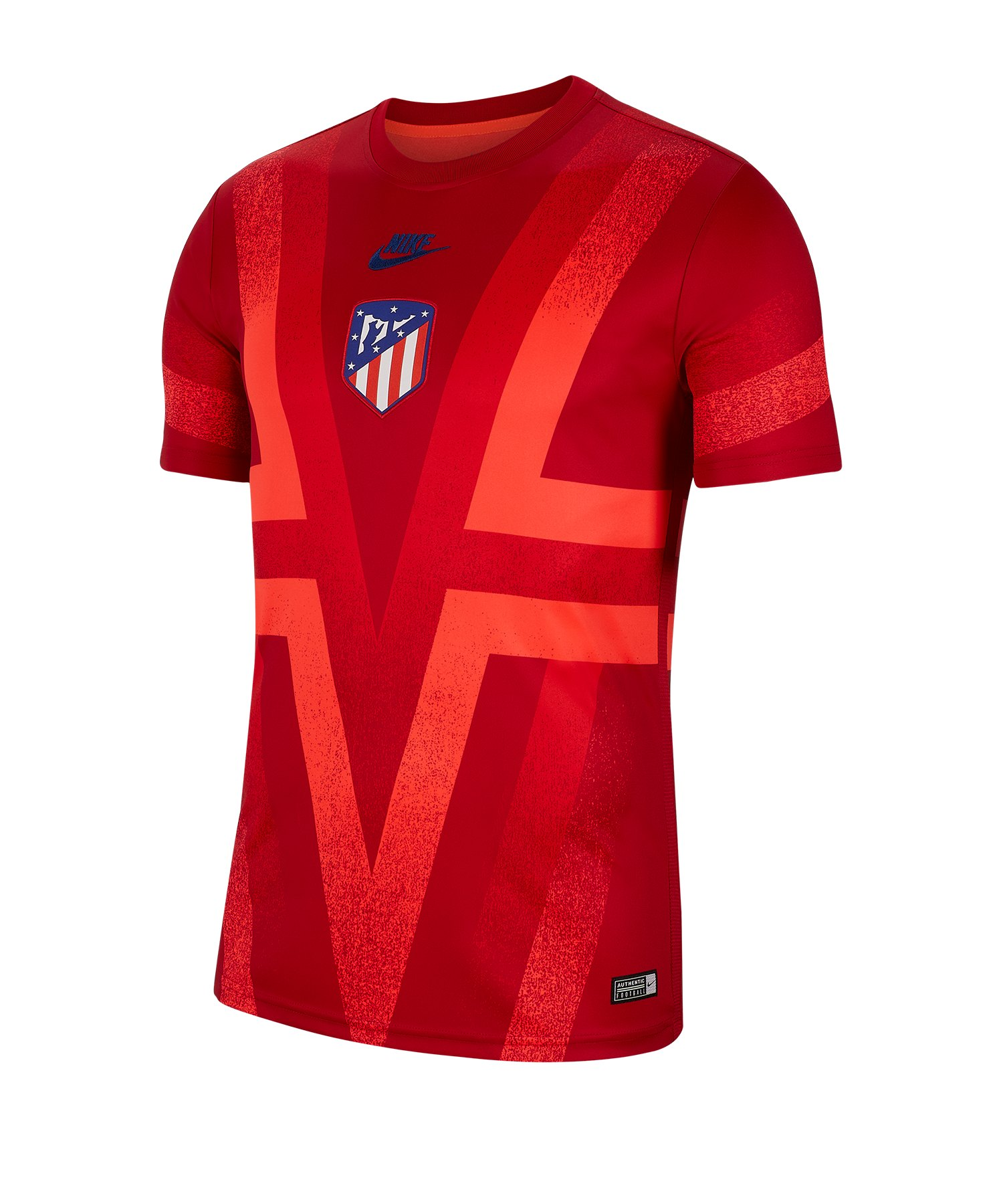 Nike Atletico Madrid Dry Top T-Shirt CL F691 - rot