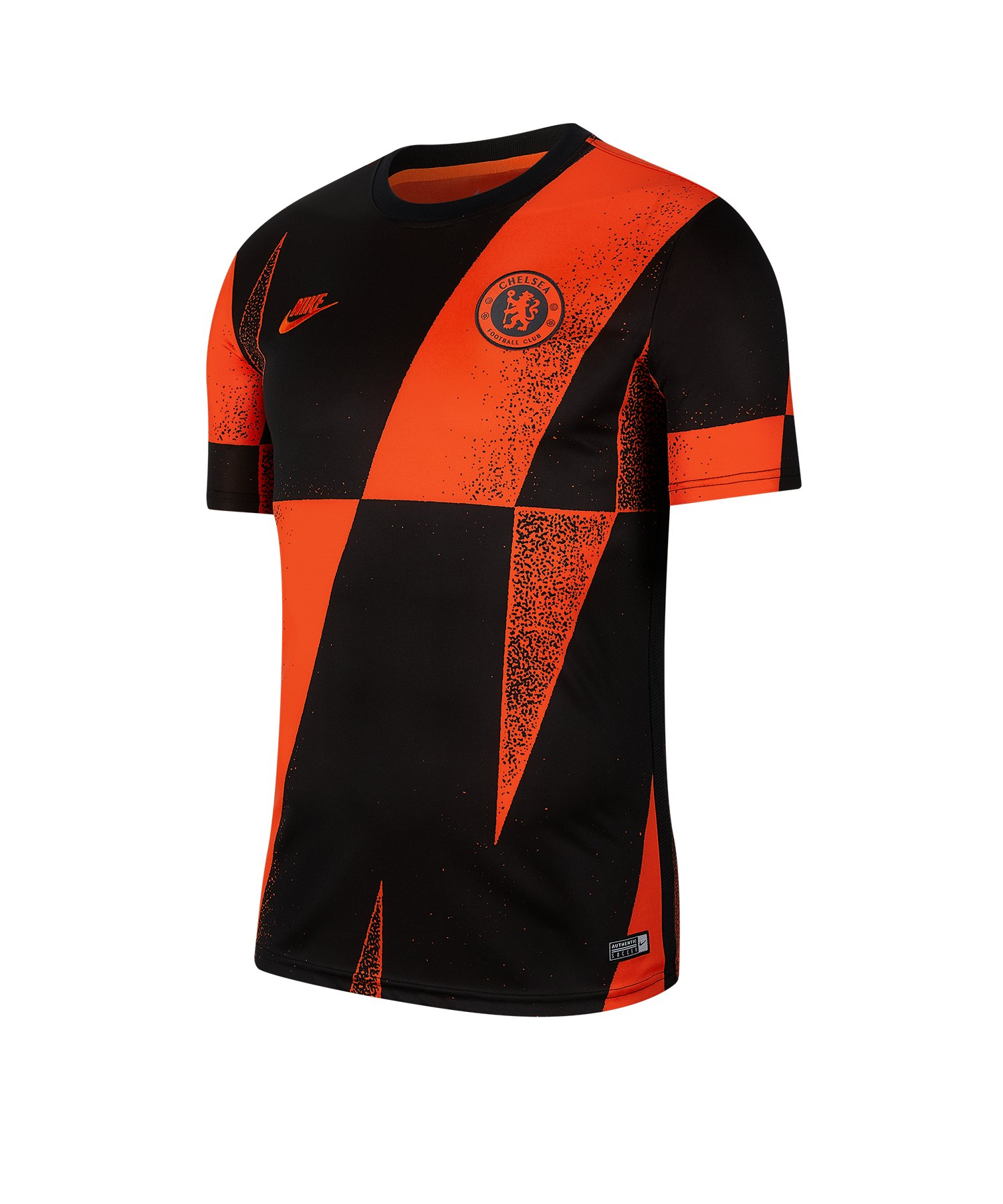 Nike FC Chesea London Dri-Fit T-Shirt CL F817 - orange