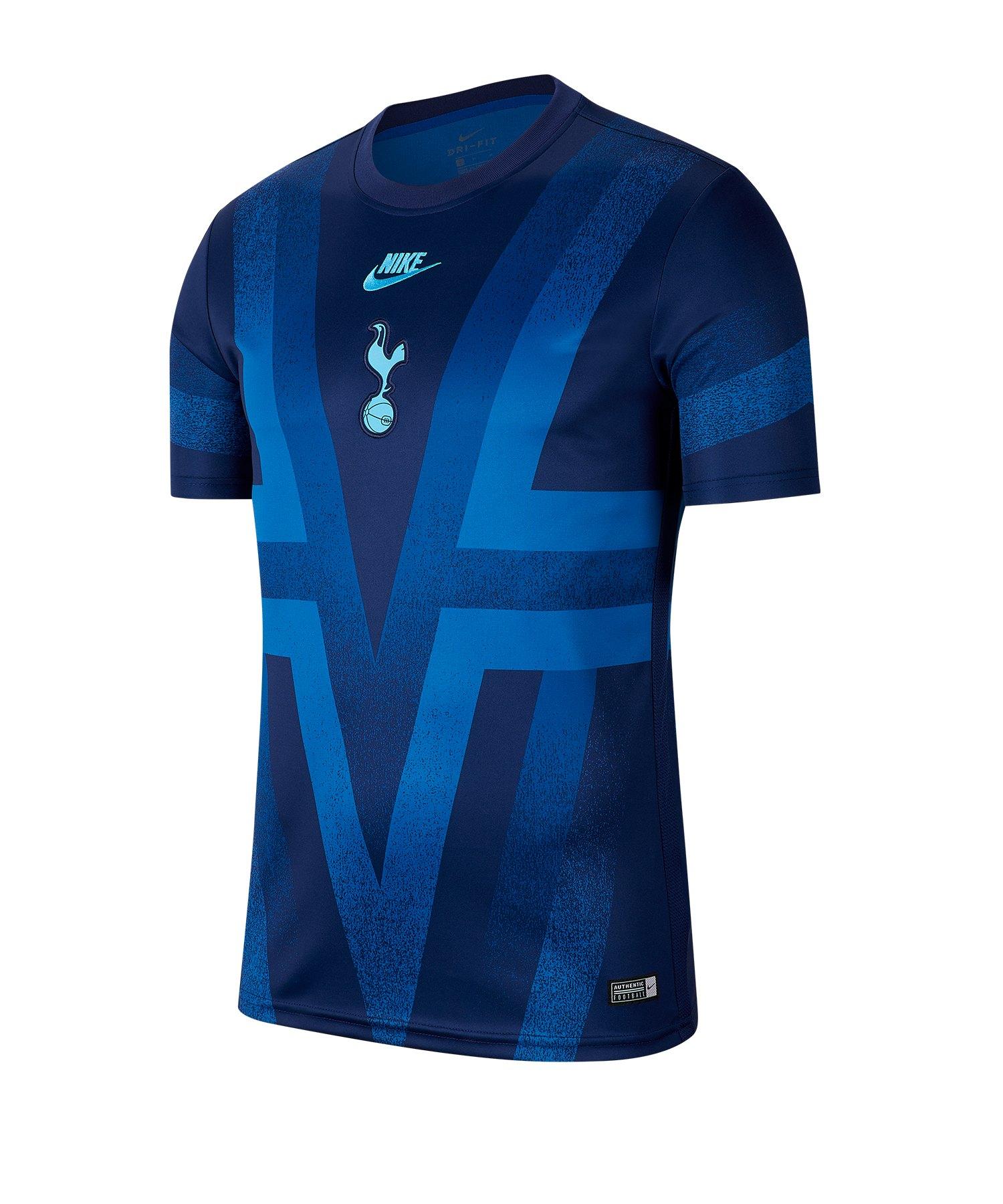 Nike Tottenham Hotspur Dri-Fit T-Shirt CL F433 - blau