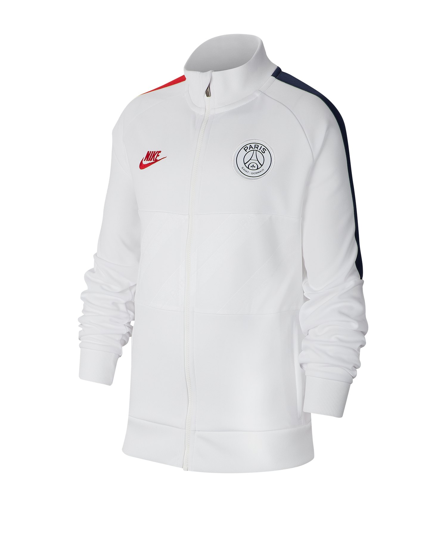 Nike Paris St. Germain I96 Jacke CL Kids F104 - weiss