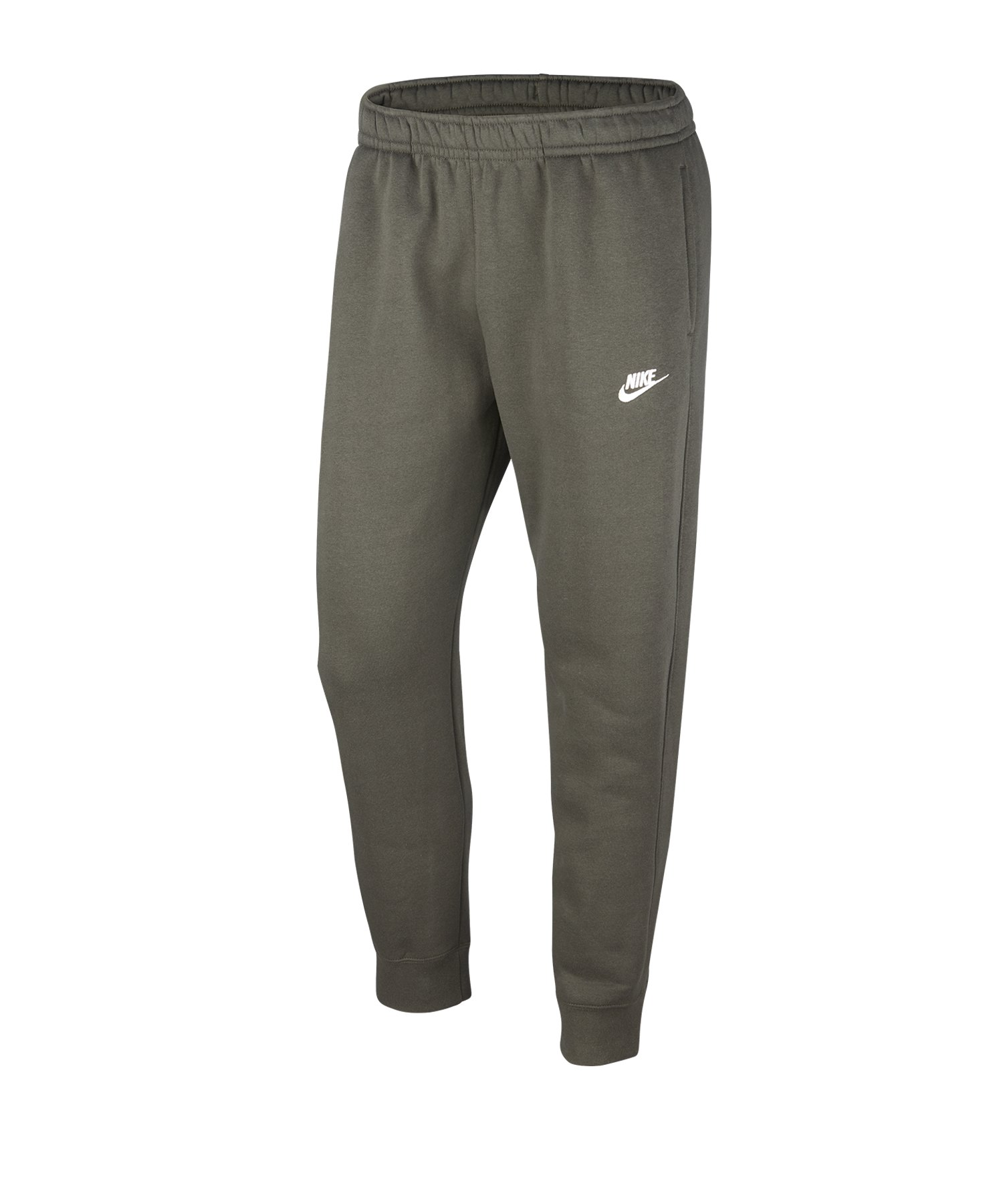 Nike Club Fleece Jogger Pants Hose Grün F355 - gruen