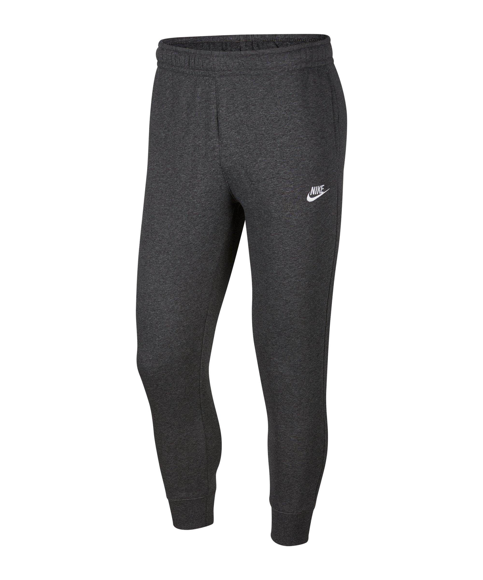 Nike Club Fleece Jogginghose Grau F071 - grau