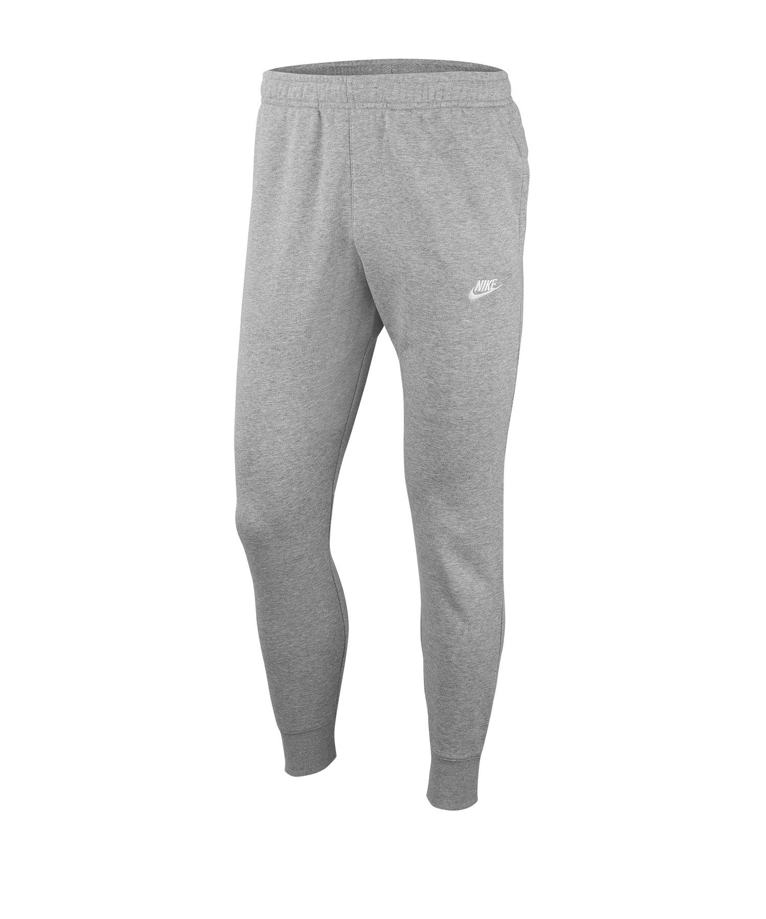 Nike Club Jogginghose Grau F063 - grau