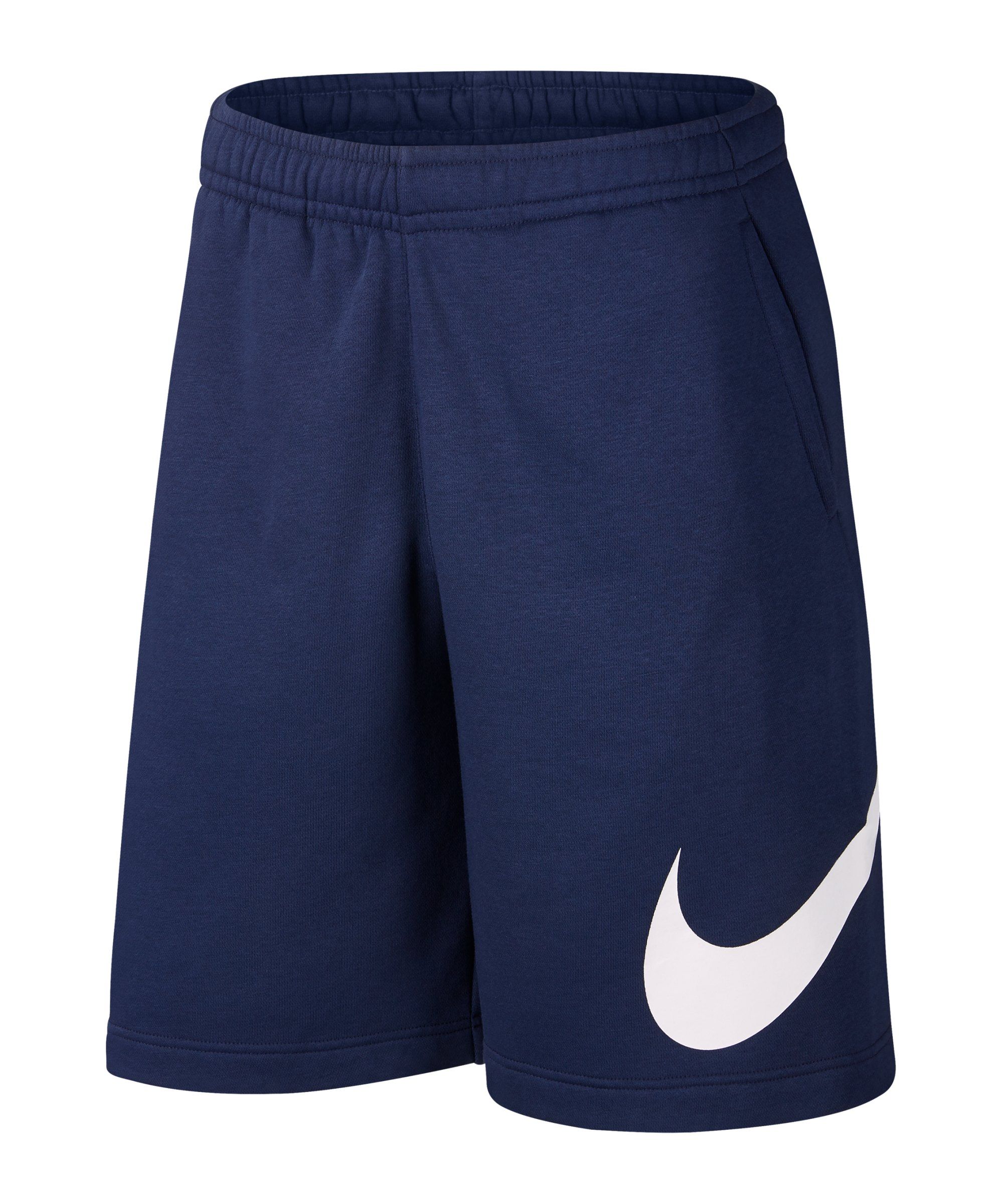 Nike Club Graphic Short Blau Weiss F410 - blau