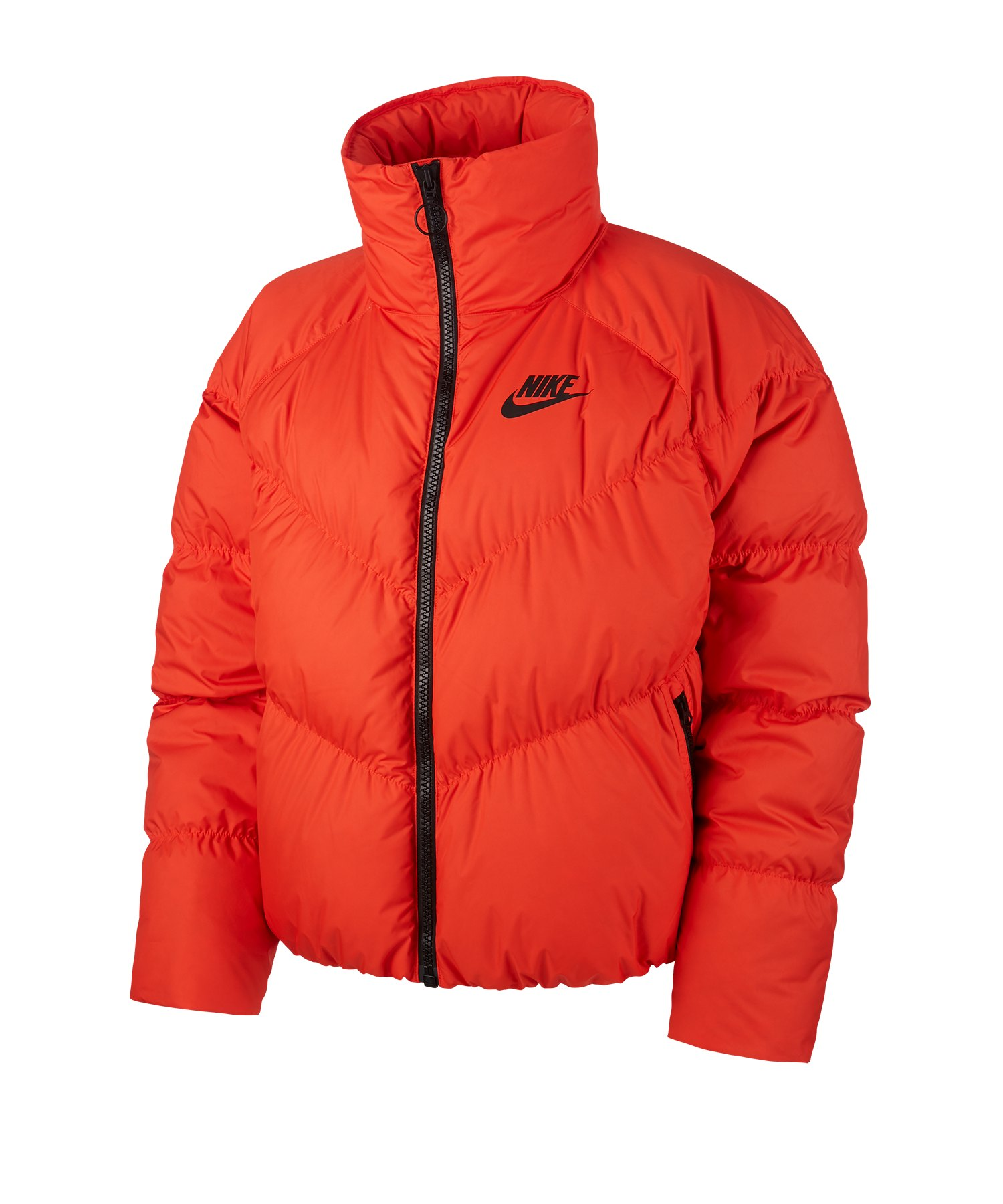 Nike Daunenjacke Damen Orange F891 - orange